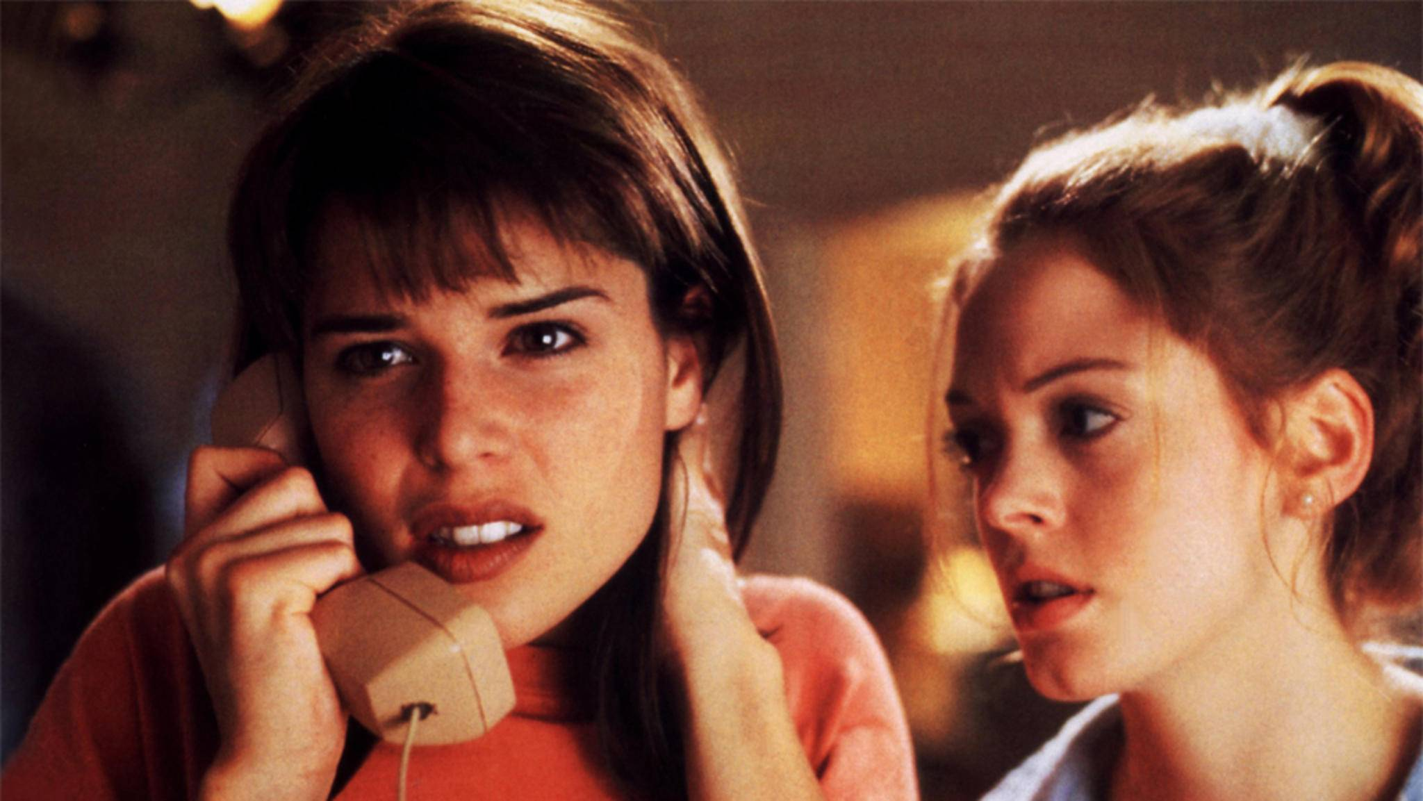"""Ein Anruf aus dem Jahr 1997? Auch """"Scream"""" kam schon vor zwei Jahrzehnten in die deutschen Kinos."""