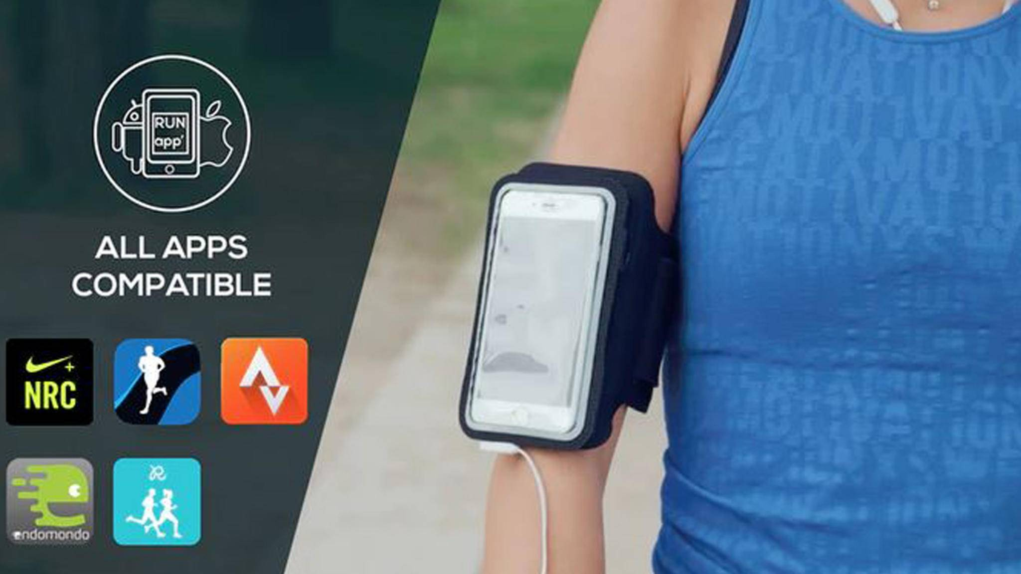 Shapeheart soll mit quasi jeder Fitness-App kompatibel sein.