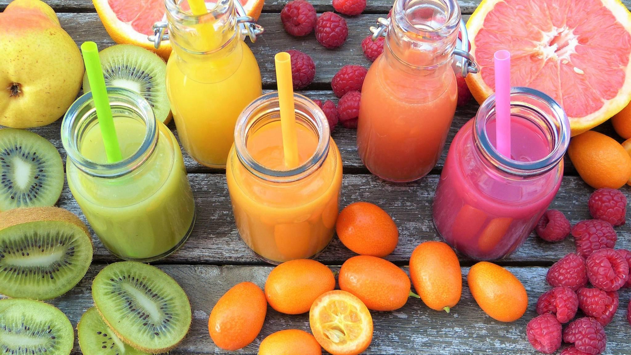 Mango Smoothie zur Gewichtsreduktion