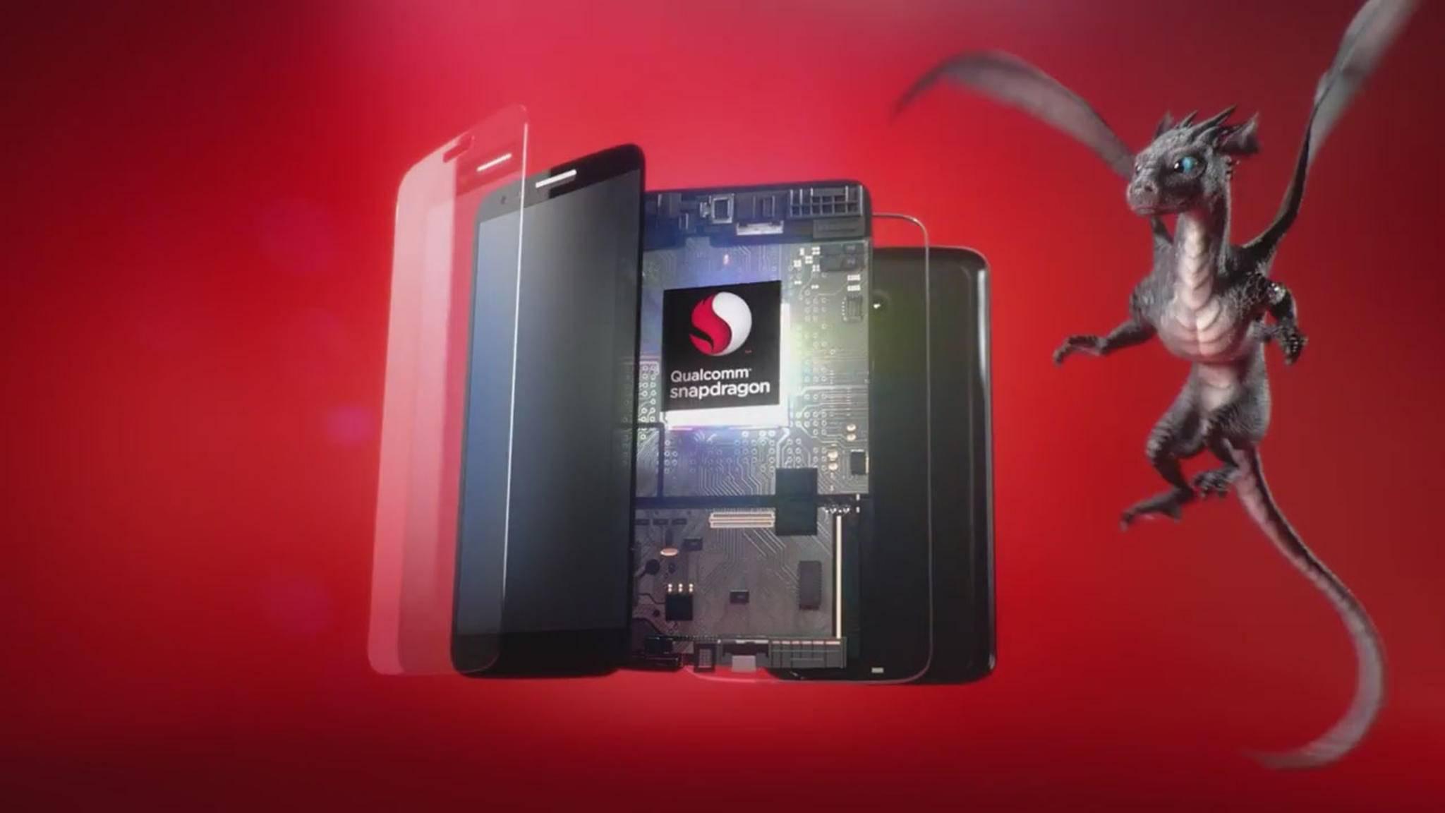 Der Snapdragon 660 könnte im neuen Mittelklasse-Smartphone Galaxy C10 seinen Dienst verrichten.