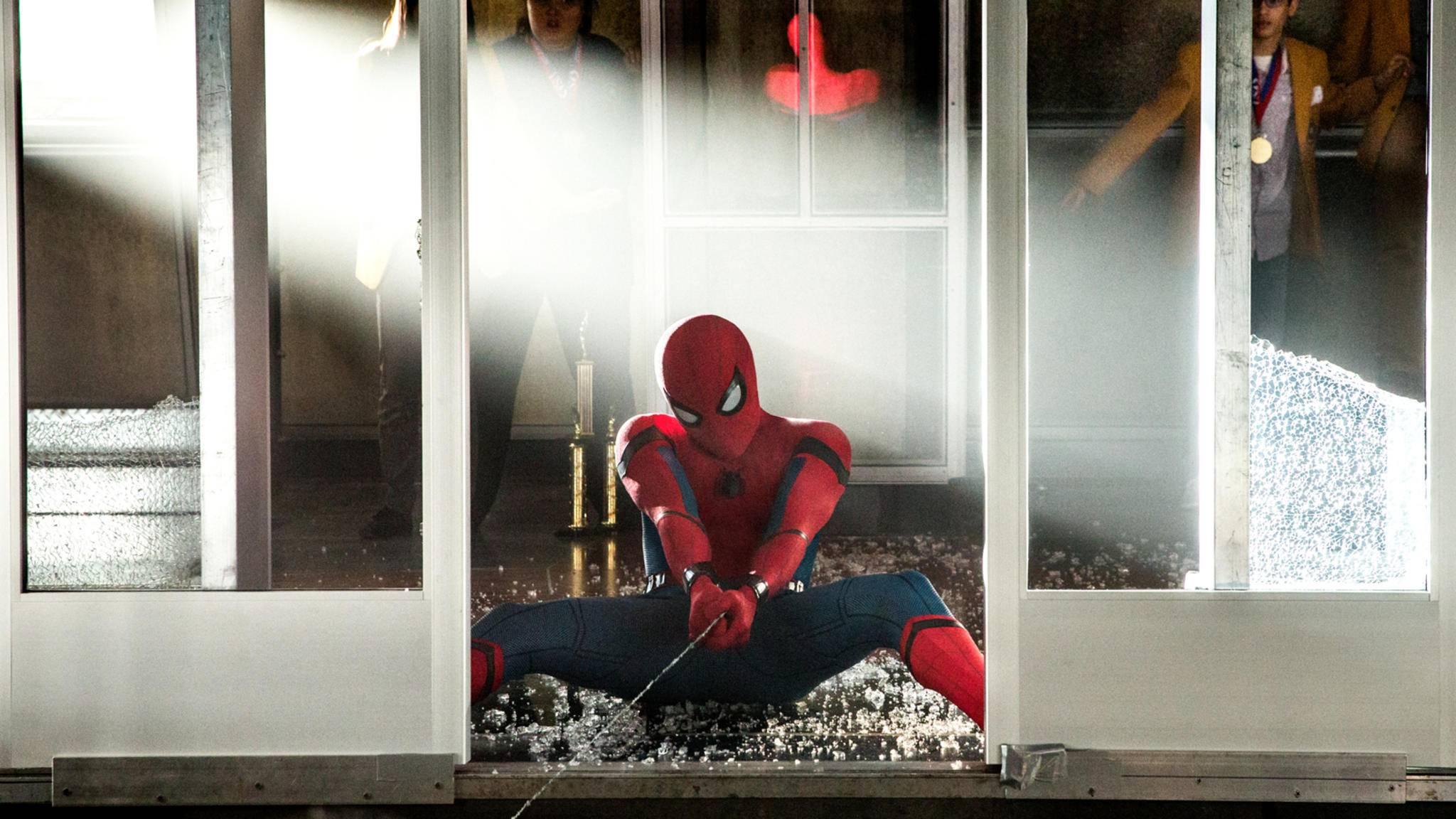 Gibt es schon am kommenden Samstag ein Wiedersehen mit Tom Holland als Spider-Man?