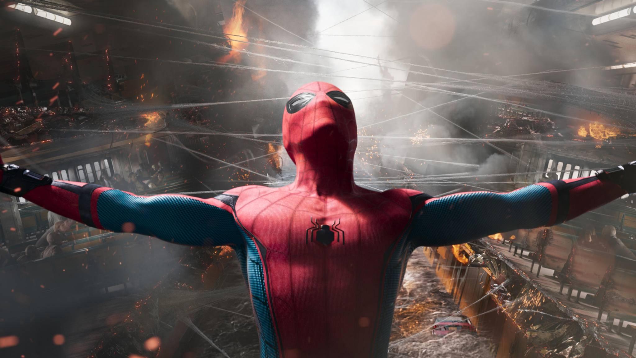 Spider-Mans neuester Streich wird von Kritikern mit Lob überschüttet.