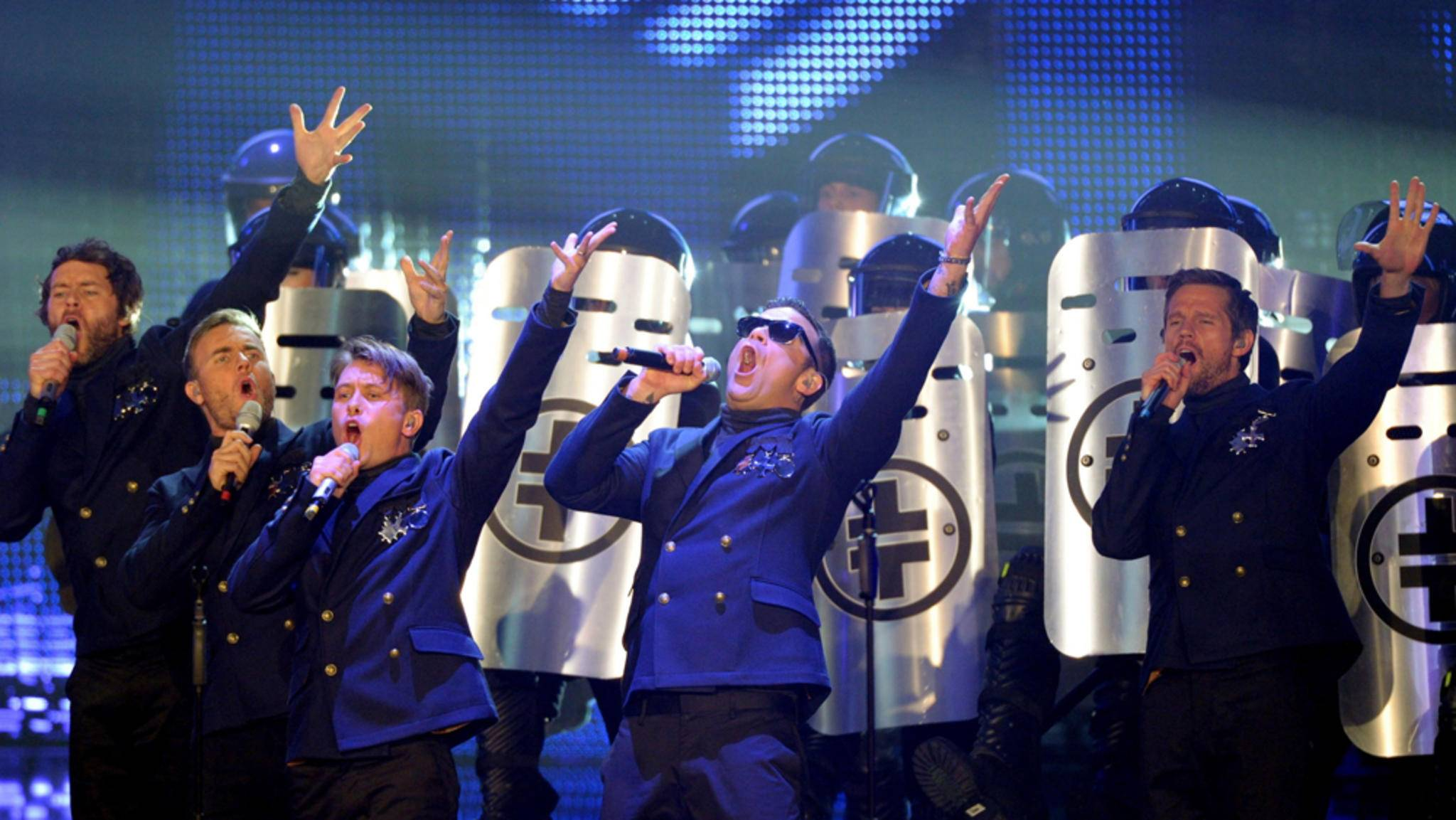 Haben Fans von Take That schon bald Grund zum Jubeln?