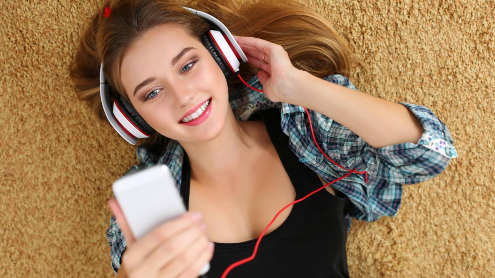 Radio-Apps machen Dein Smartphone zum Weltempfänger.