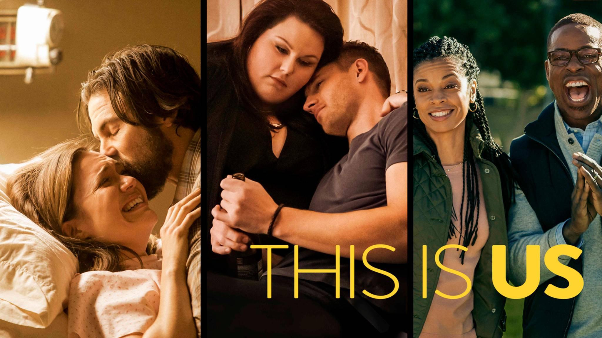 """""""This Is Us"""" wird um drei weitere Staffeln verlängert."""