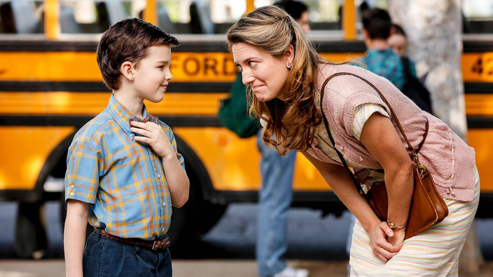 """""""Young Sheldon"""": Wie schon Mutter Laurie Metcalf vor ihr, spielt nun auch Zoe Perry die Rolle von Mary Cooper, der Mama des """"TBBT""""-Nerds."""
