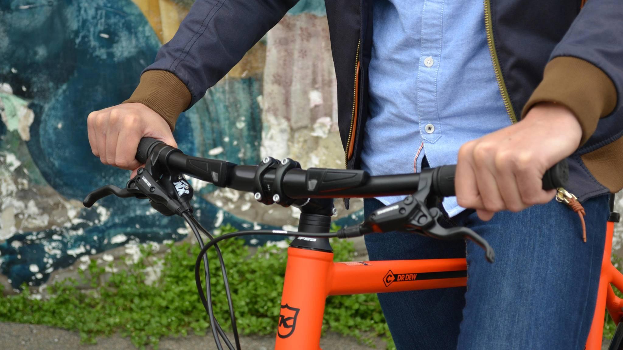 Wink Bar: Dieser Lenker macht jedes Fahrrad smart