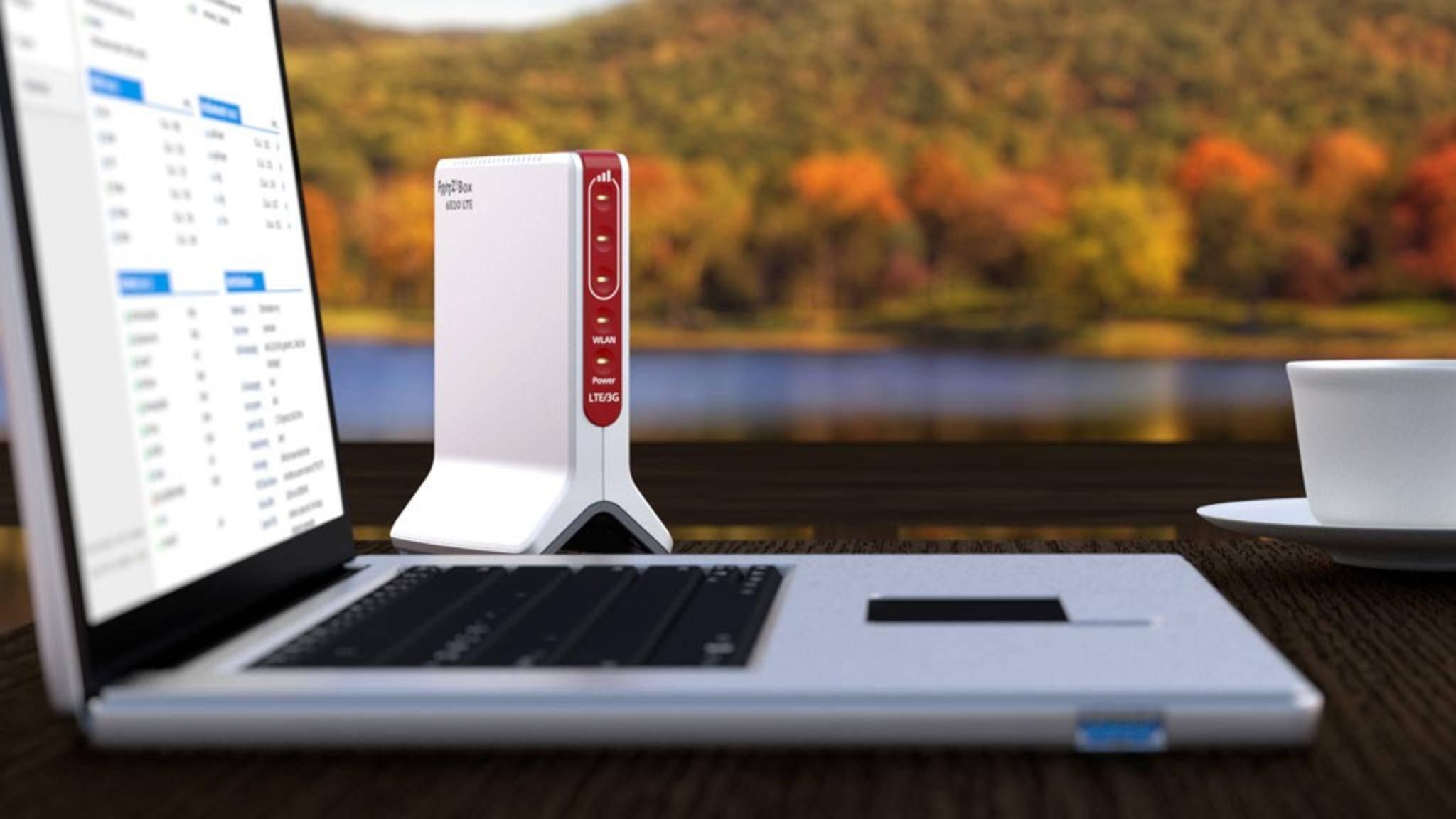 Ohne ein optimiertes und gut funktionierendes WLAN-Netzwerk ist auch das LG G6 hilflos.