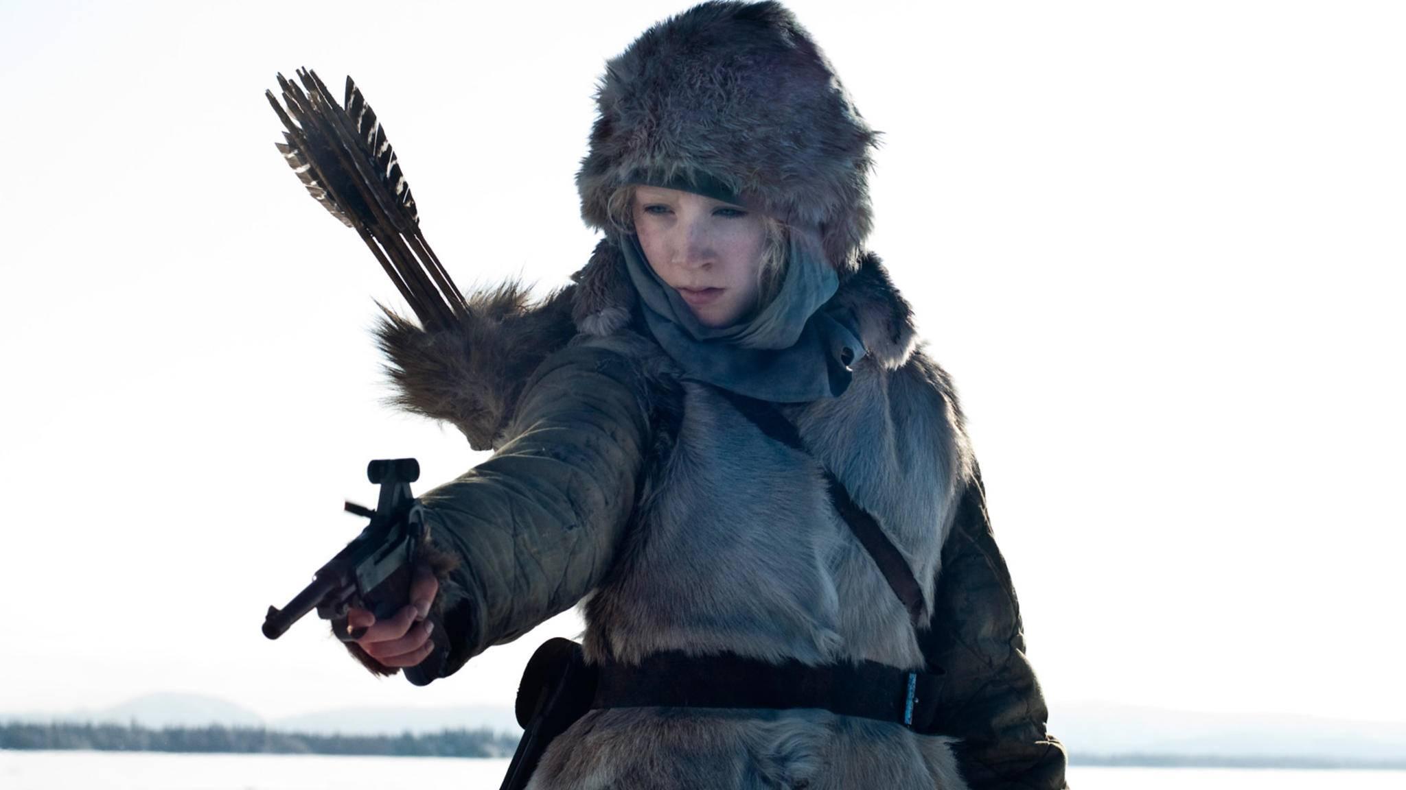 """Saoirse Ronan spielte in """"Wer ist Hanna?"""" die Titelrolle – nun soll ihr Alter Ego in einer Serie wiederauferstehen."""