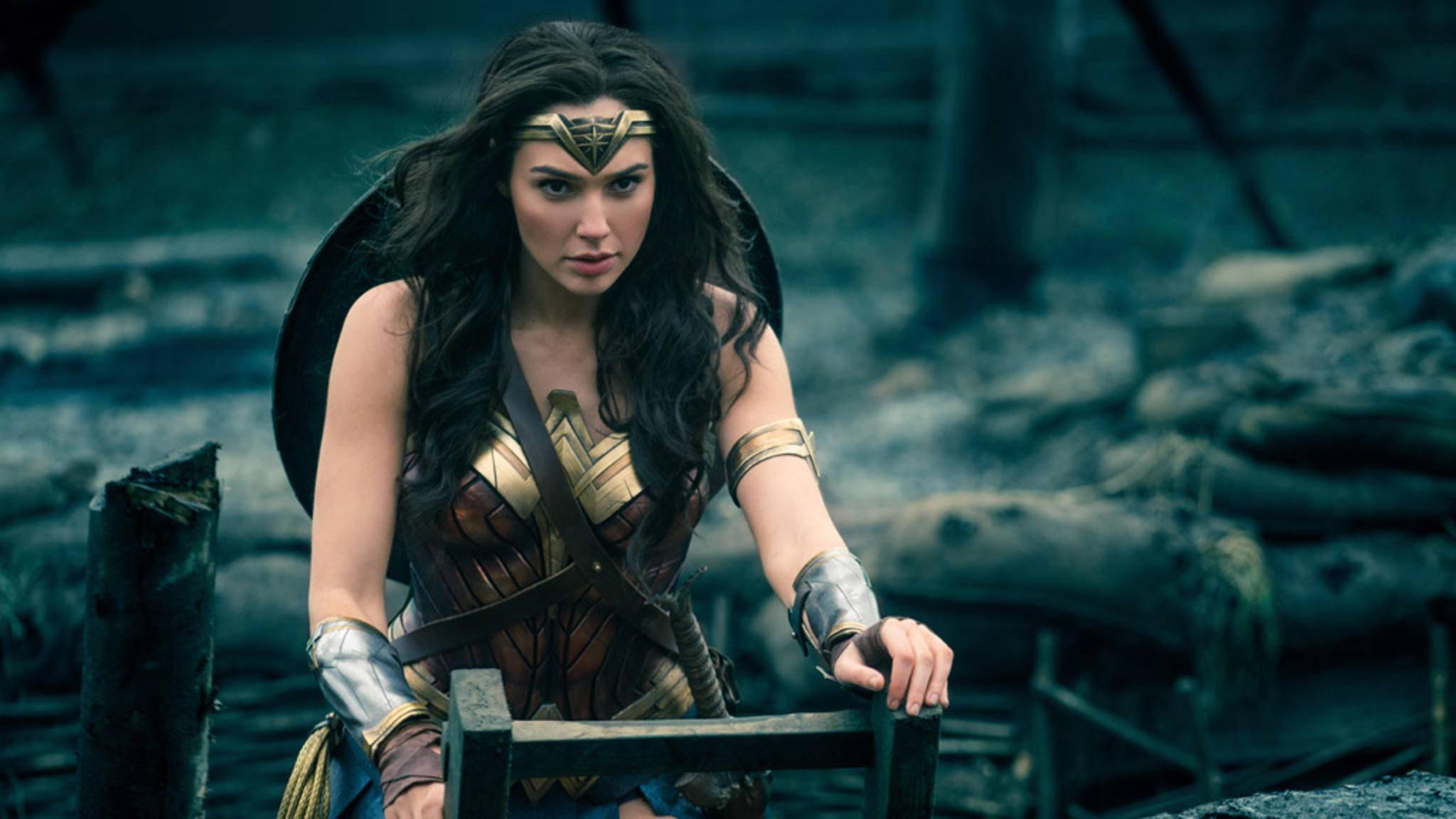 Welchem Bösewicht muss sich Wonder Woman in ihrem zweiten Solo-Abenteuer stellen?