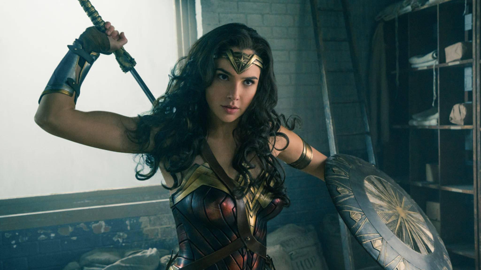 """Wonder Woman"" hat den nächsten Rekord geknackt."