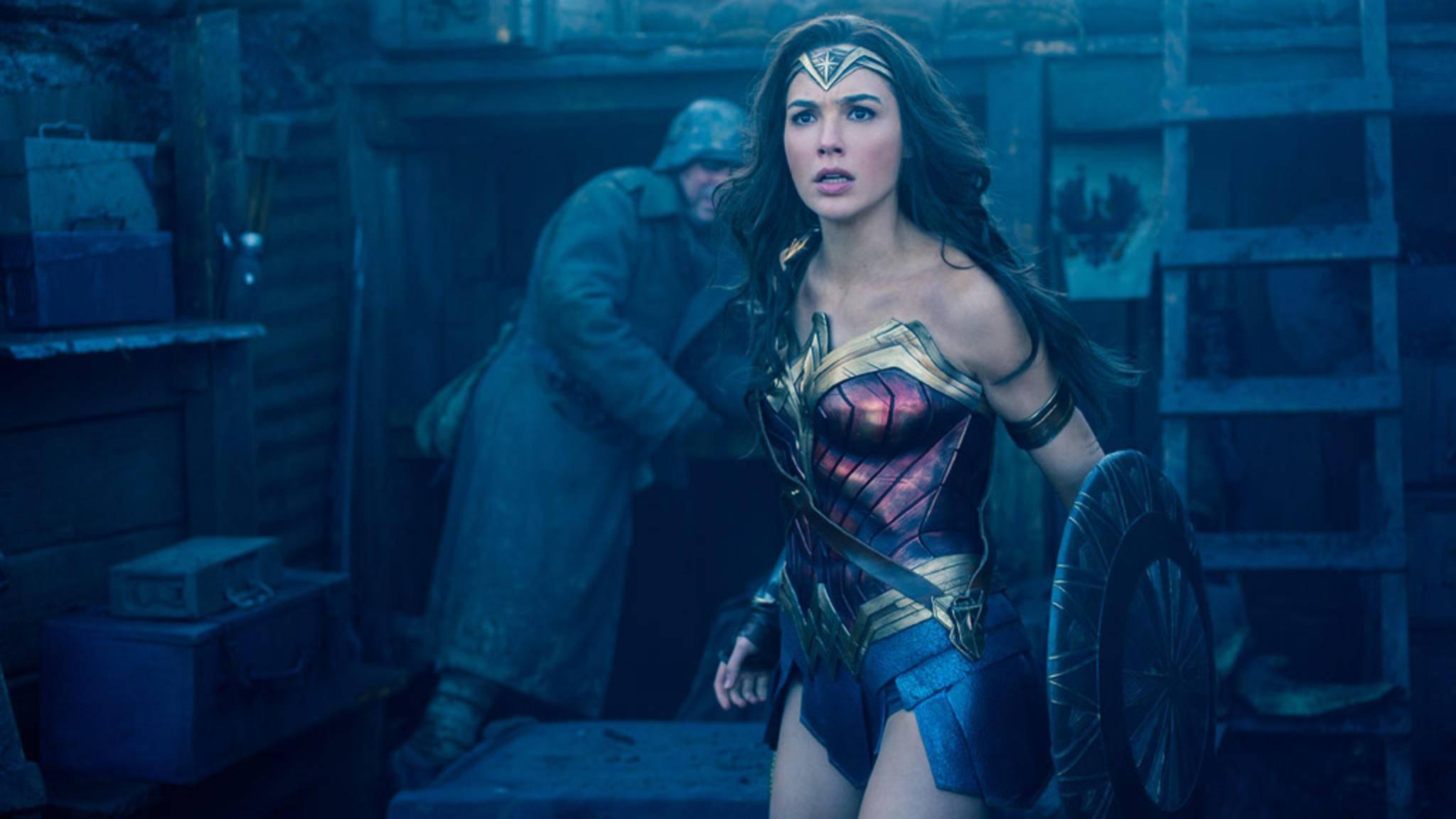 """""""Wonder Woman 2"""" blickt unerwartet einem früheren Kinostart entgegen."""