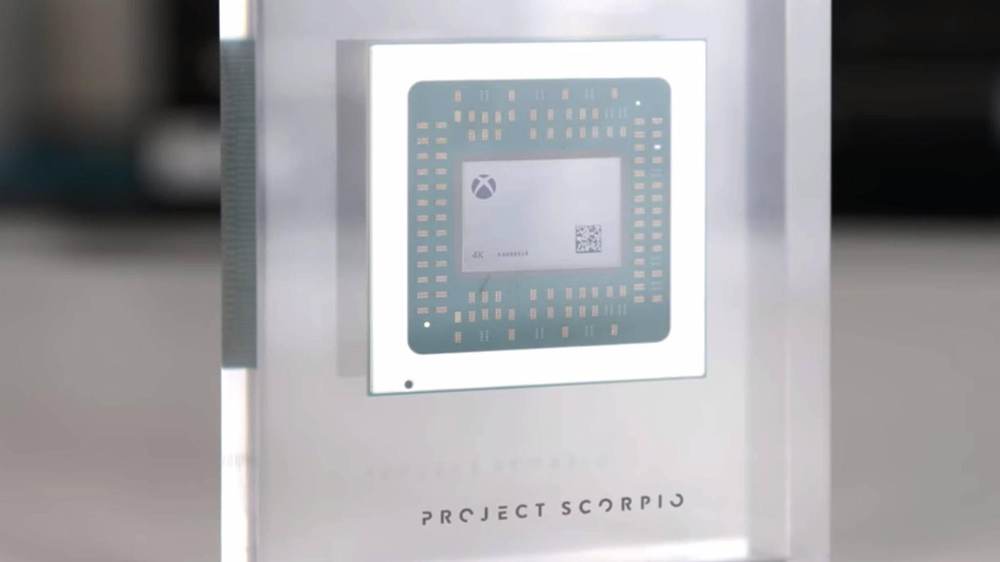 Eine Marken-Anmeldung verrät nun vielleicht den finalen Namen der Xbox Scorpio.