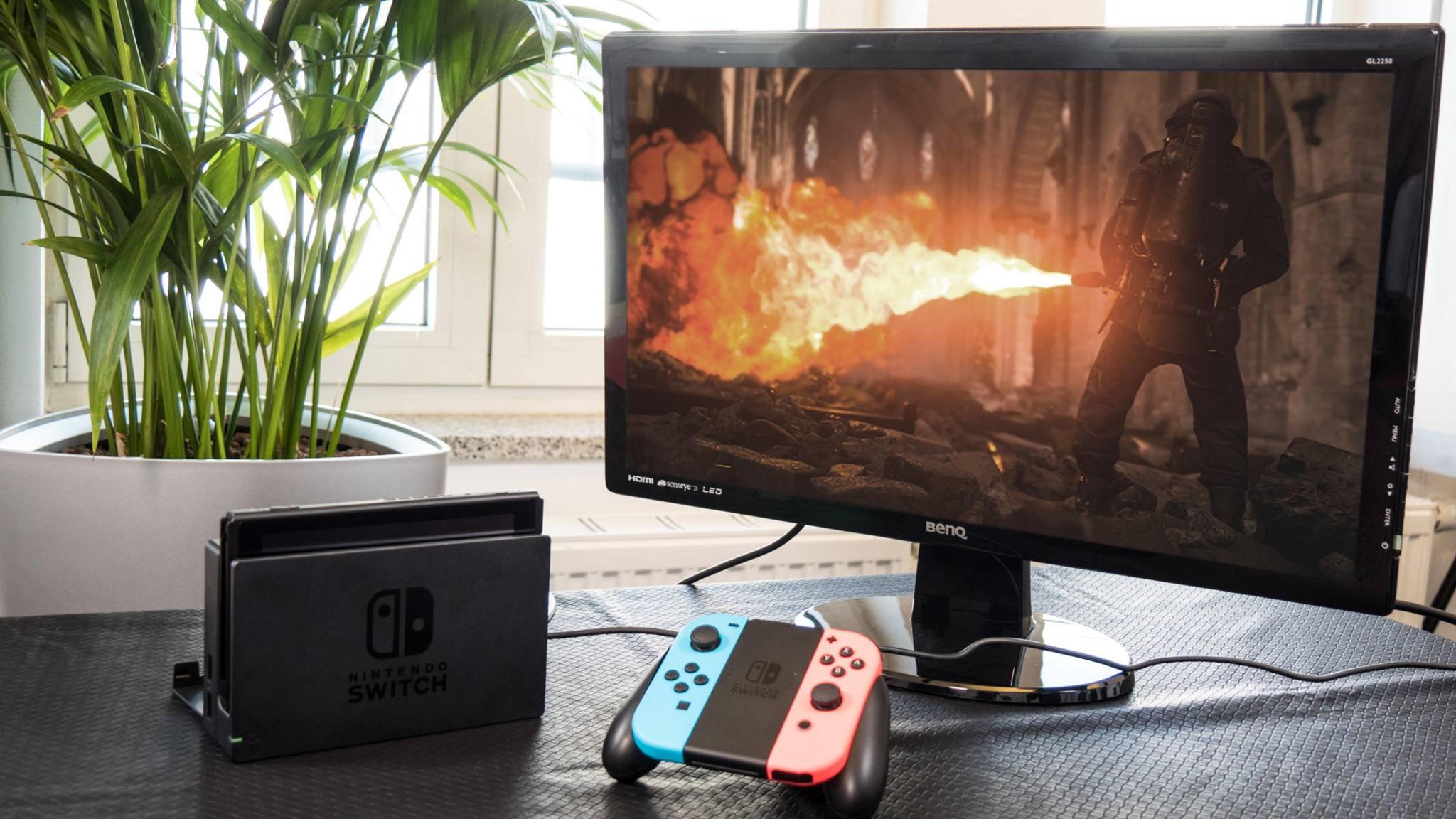 Call of Duty WW2 auf der Nintendo Switch?