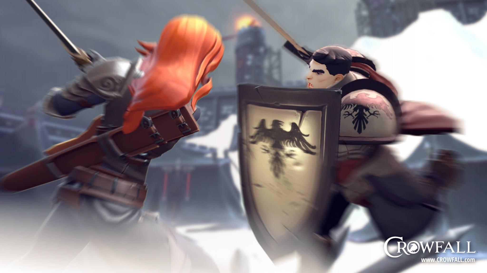"""""""Crowfall"""" ist eine der großen MMORPG-Hoffnungen dieses Jahres."""