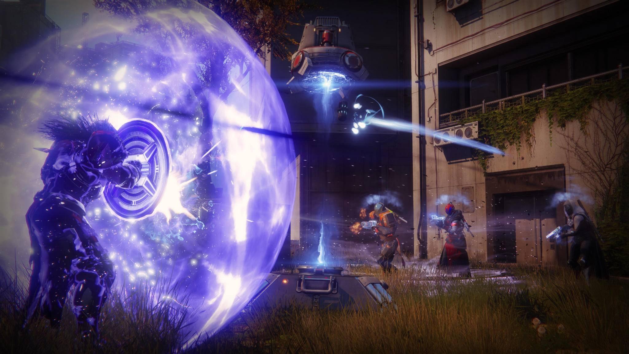 """Konsolenspieler durften """"Destiny 2"""" bereits testen. Als nächstes dürfen auch PC-Gamer ran."""