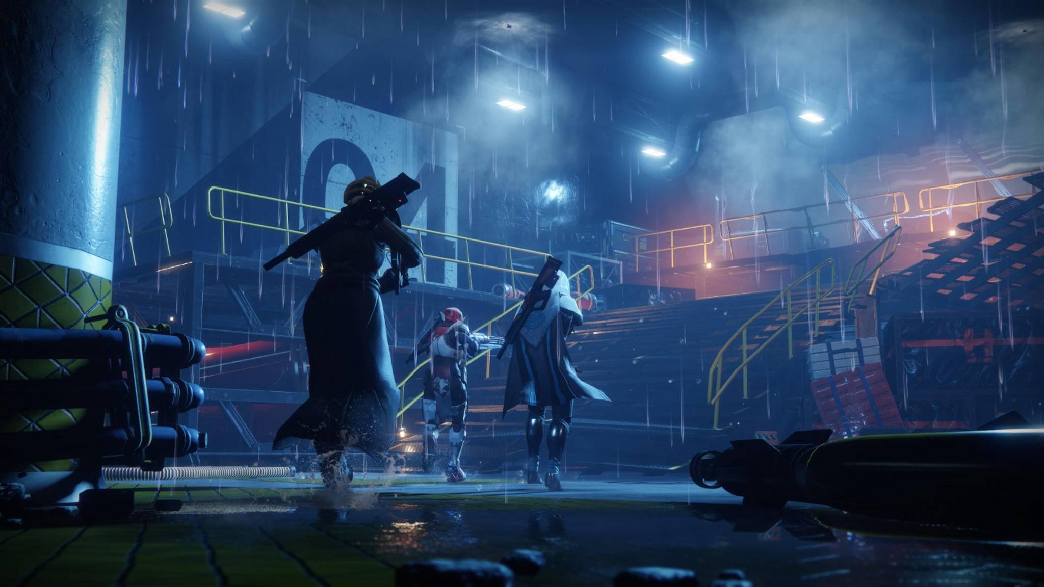 """Wer die """"Destiny 2""""-Beta spielen will und das Spiel vorbestellt hat, kann sich jetzt schon einmal Vorfreude auf die Konsole laden."""