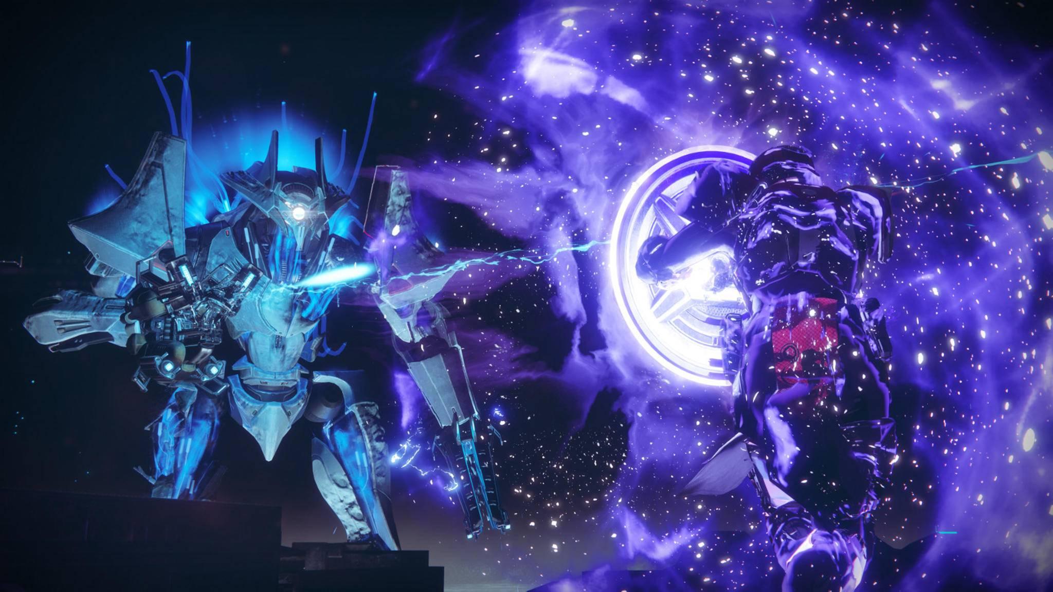 """Super-Fähigkeiten wie der Schild des Titanen gehören zu den Dingen, die in der """"Destiny 2""""-PC-Beta besser balanciert sein werden."""