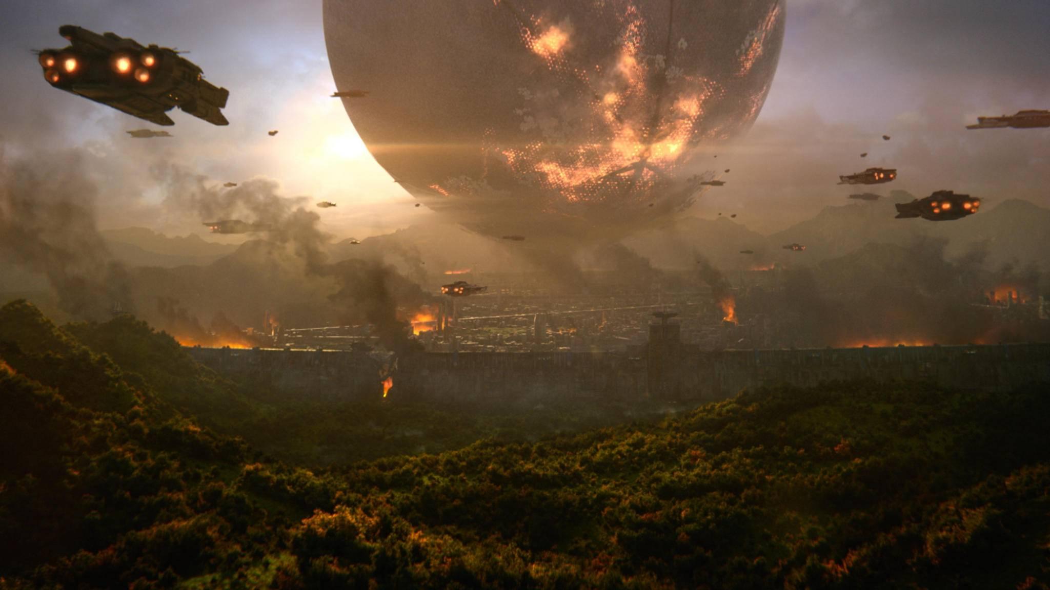 """Was für's Auge: """"Destiny 2"""" ist ein hervorragender Shooter."""