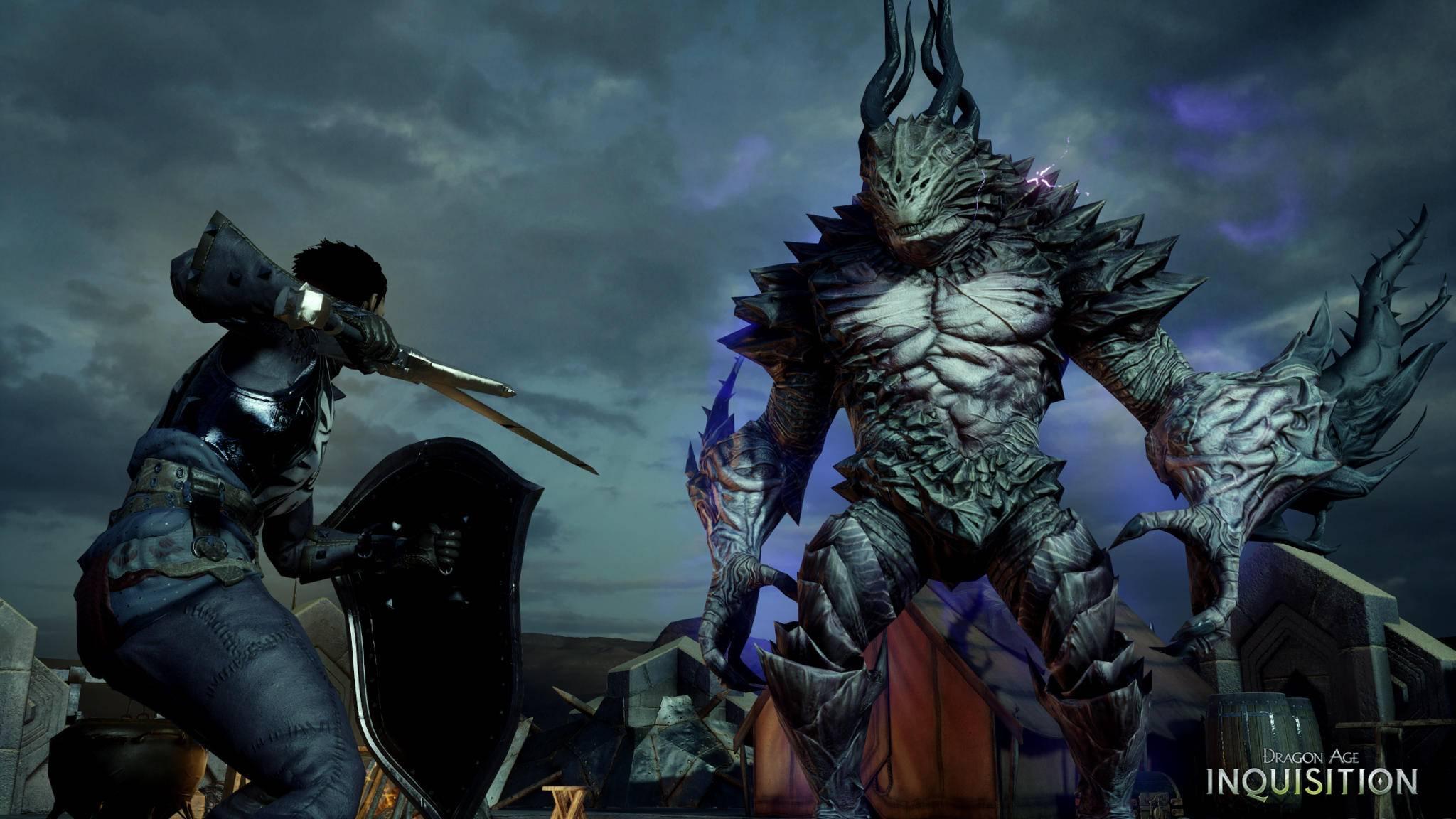 """""""Dragon Age: Inquisition"""" erschien bereits 2014. Bis zum Release von """"Dragon Age 4"""" werden aber mindestens noch einmal drei weitere Jahre vergehen."""