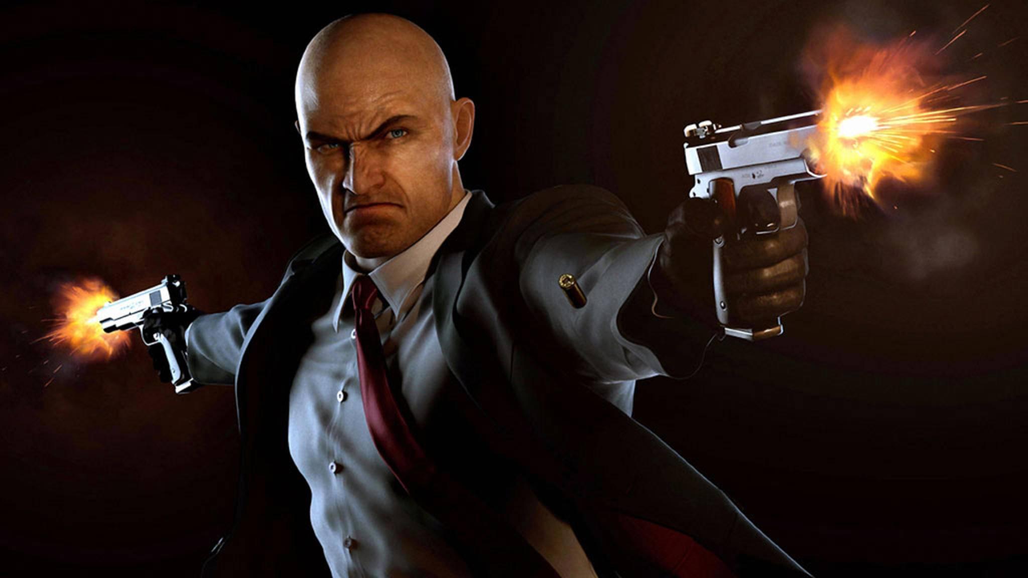 Agent 47 darf weiter ballern.
