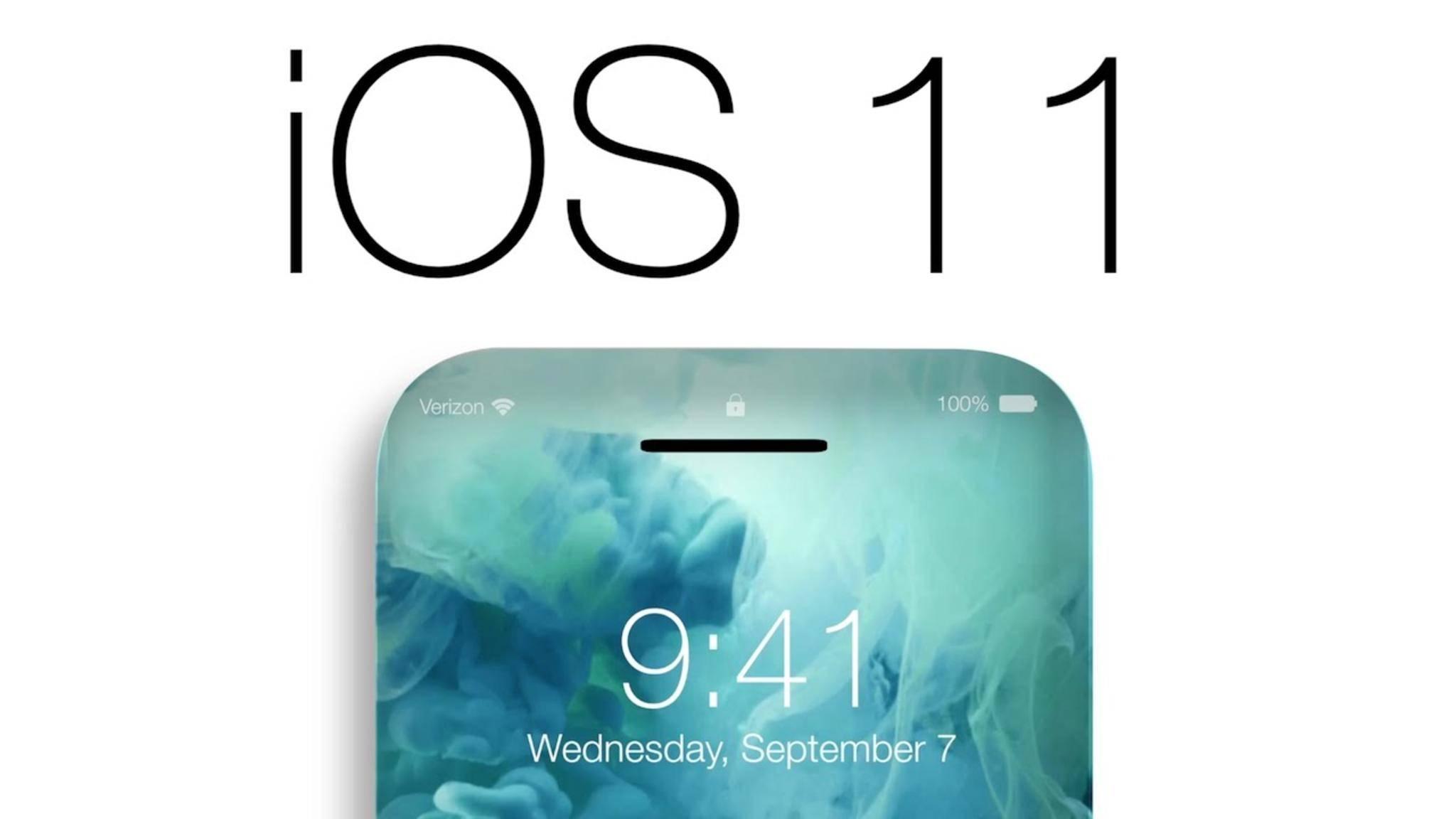 Am 5. Juni wird Apple alle neuen Features und Verbesserungen von iOS 11 präsentieren.