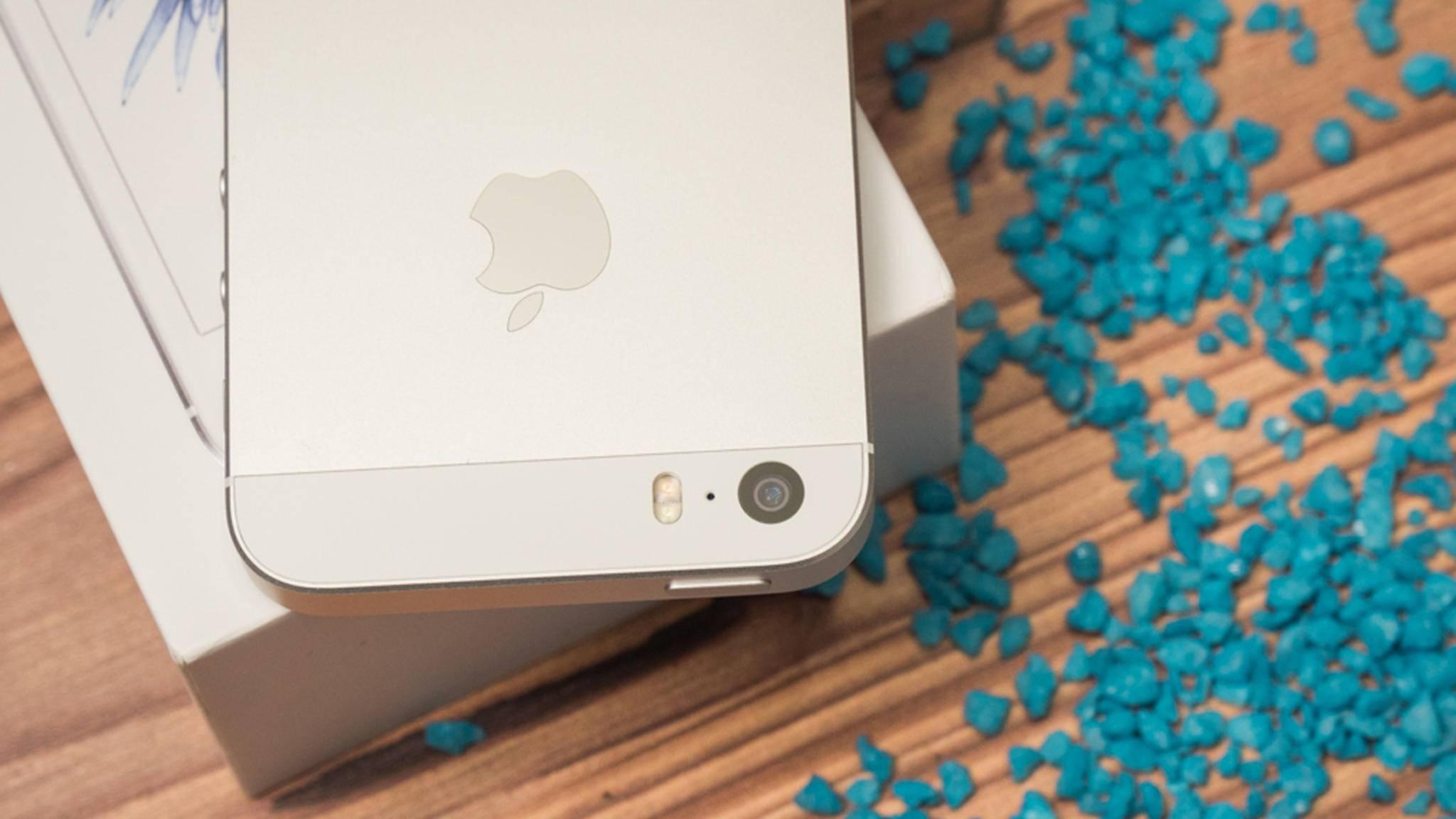 Der Nachfolger des ersten iPhone SE soll eine Rückseite aus Glas bekommen.