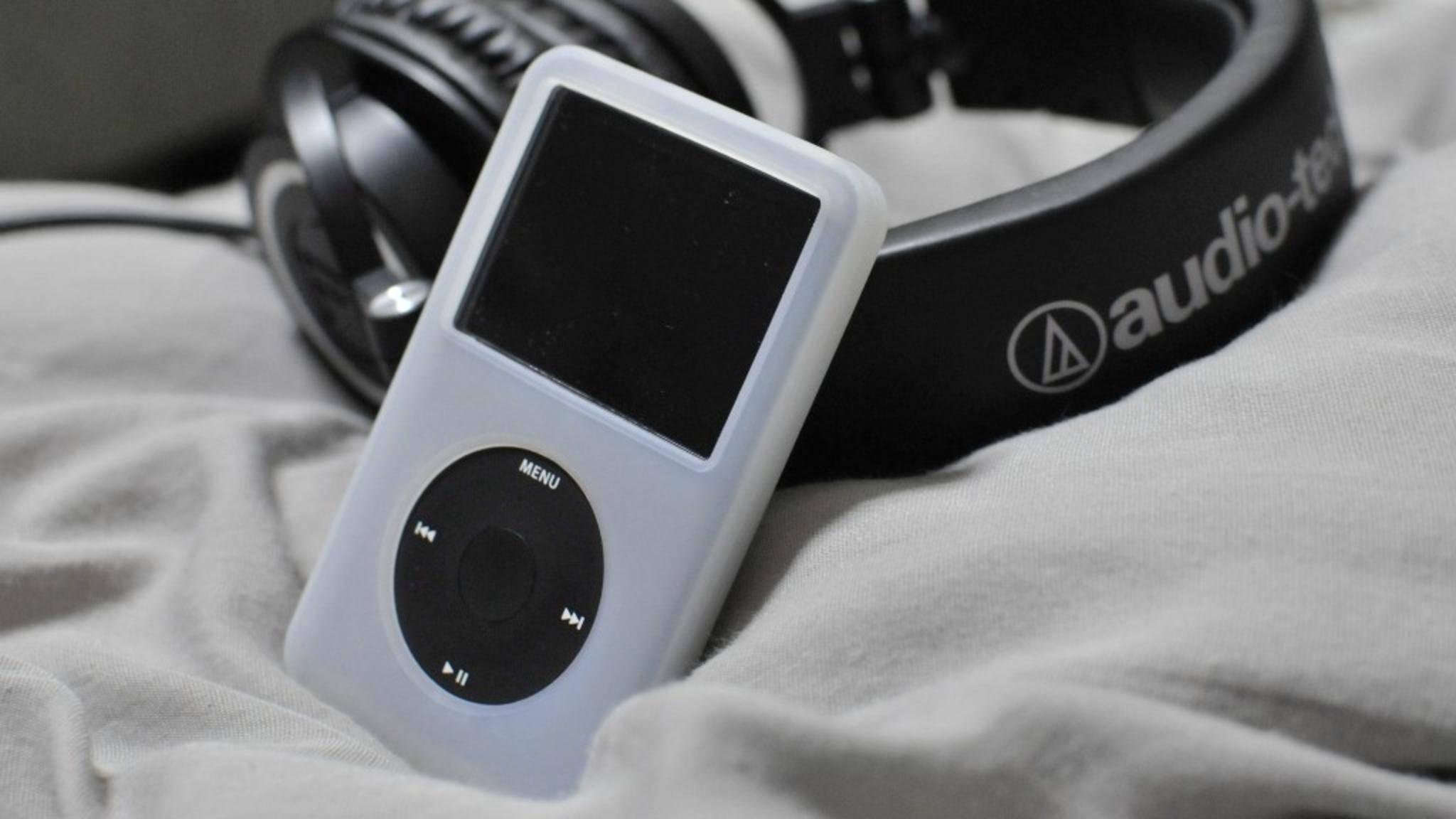 MP3 verhalft dem iPod einst zum Durchbruch.