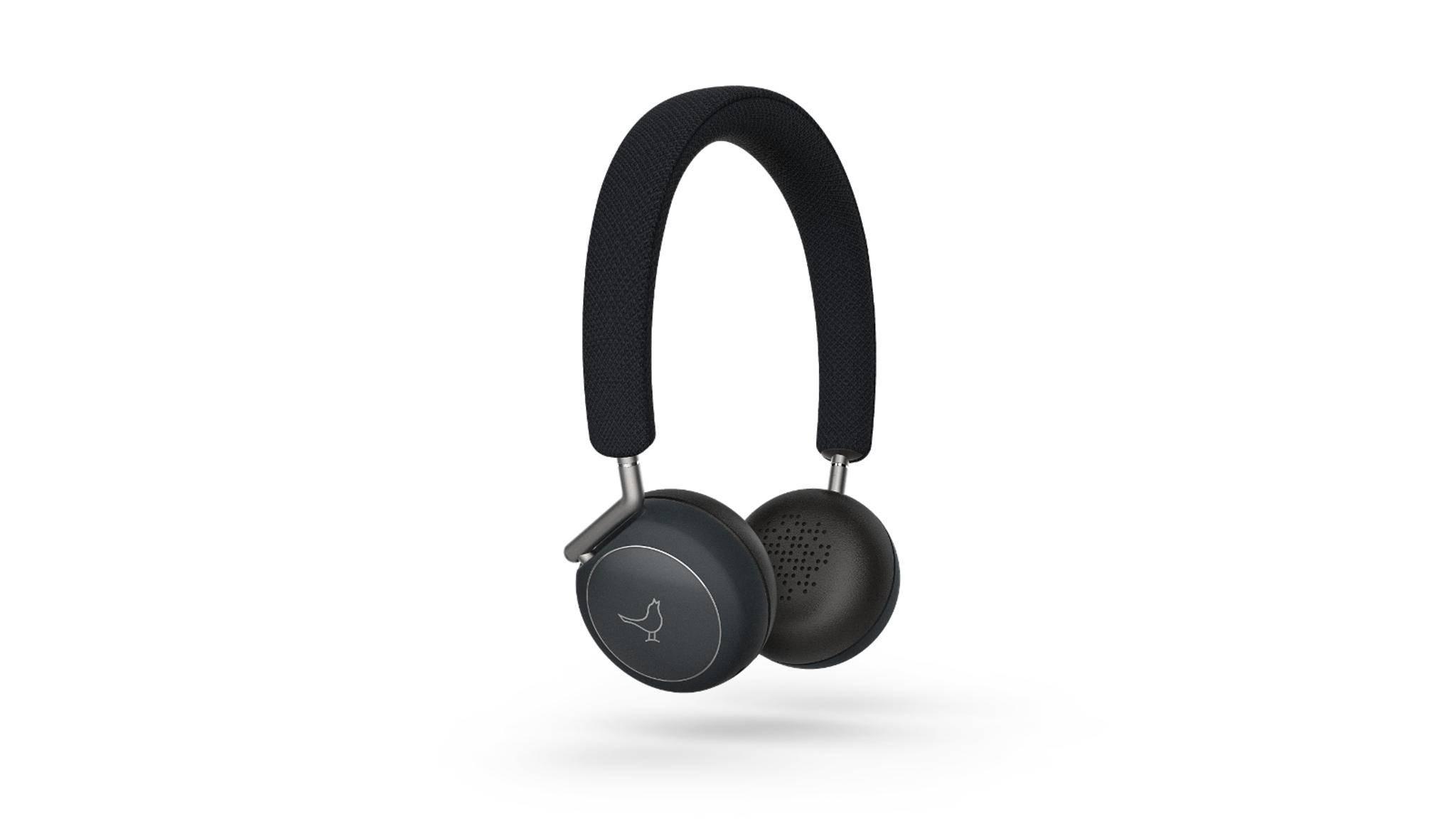 Mit dem Q Adapt liefert Libratone einen Kopfhörer mit einstellbarer Geräuschunterdrückung.