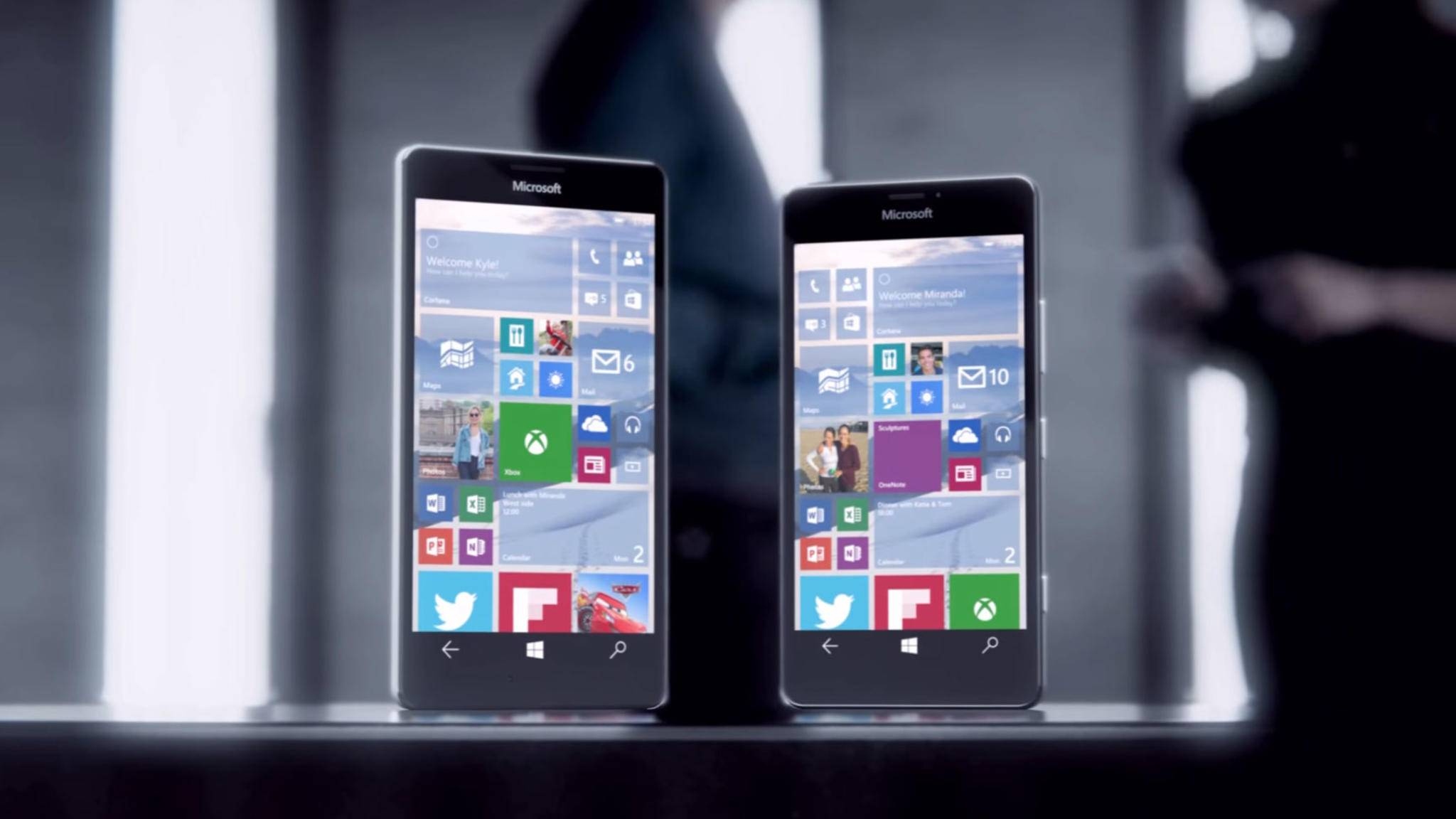 Offenbar befindet sich eine alternative Variante von Windows Mobile bei Microsoft in der Entwicklung.