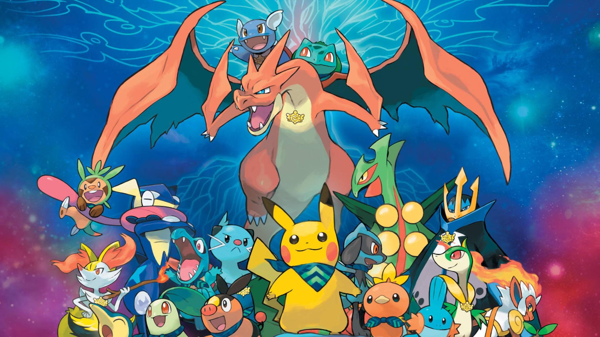 """""""Pokémon"""" und kein Ende! Pikachu und seine Mit-Monster mischen seit Mitte der 1990er-Jahre ganz vorne mit."""