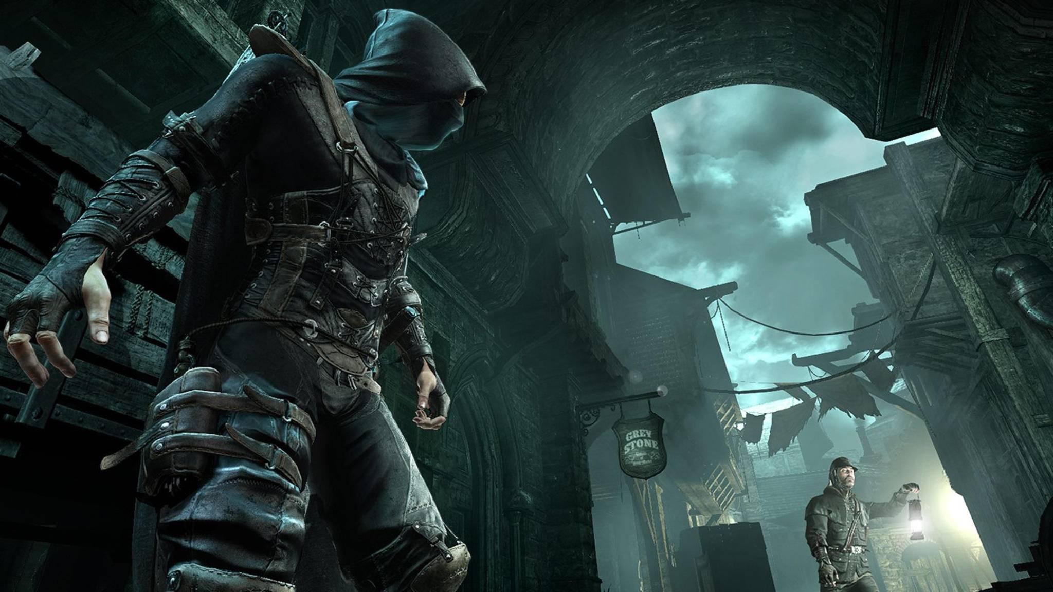 """""""Thief""""-Spieler wissen: Ein Dieb muss tun, was ein Dieb tun muss. Bald können wir ihm dabei vielleicht auch im Kino zusehen."""