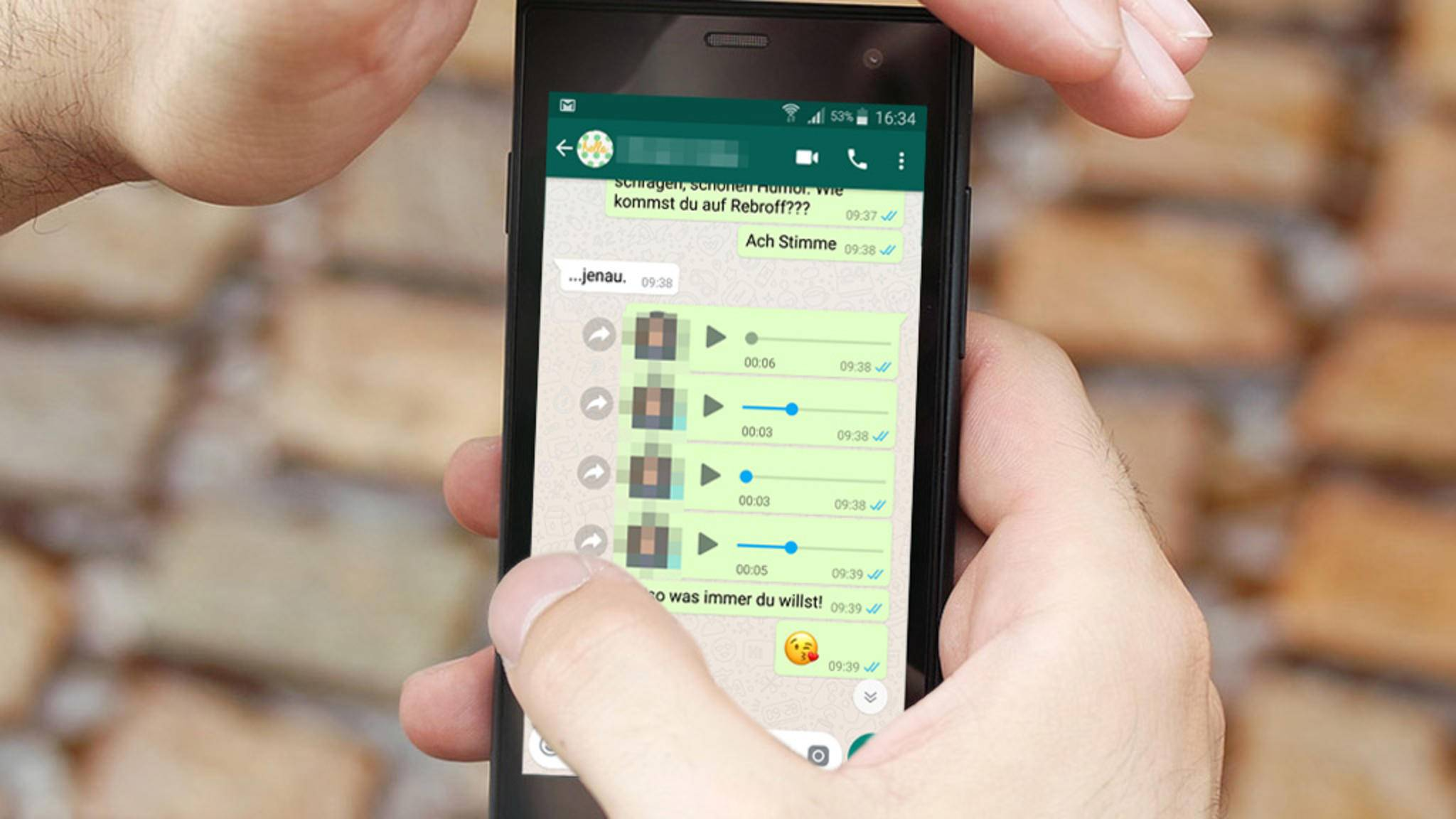 Spam-Feature in WhatsApp-Beta: Das plant der Messenger gegen Spam