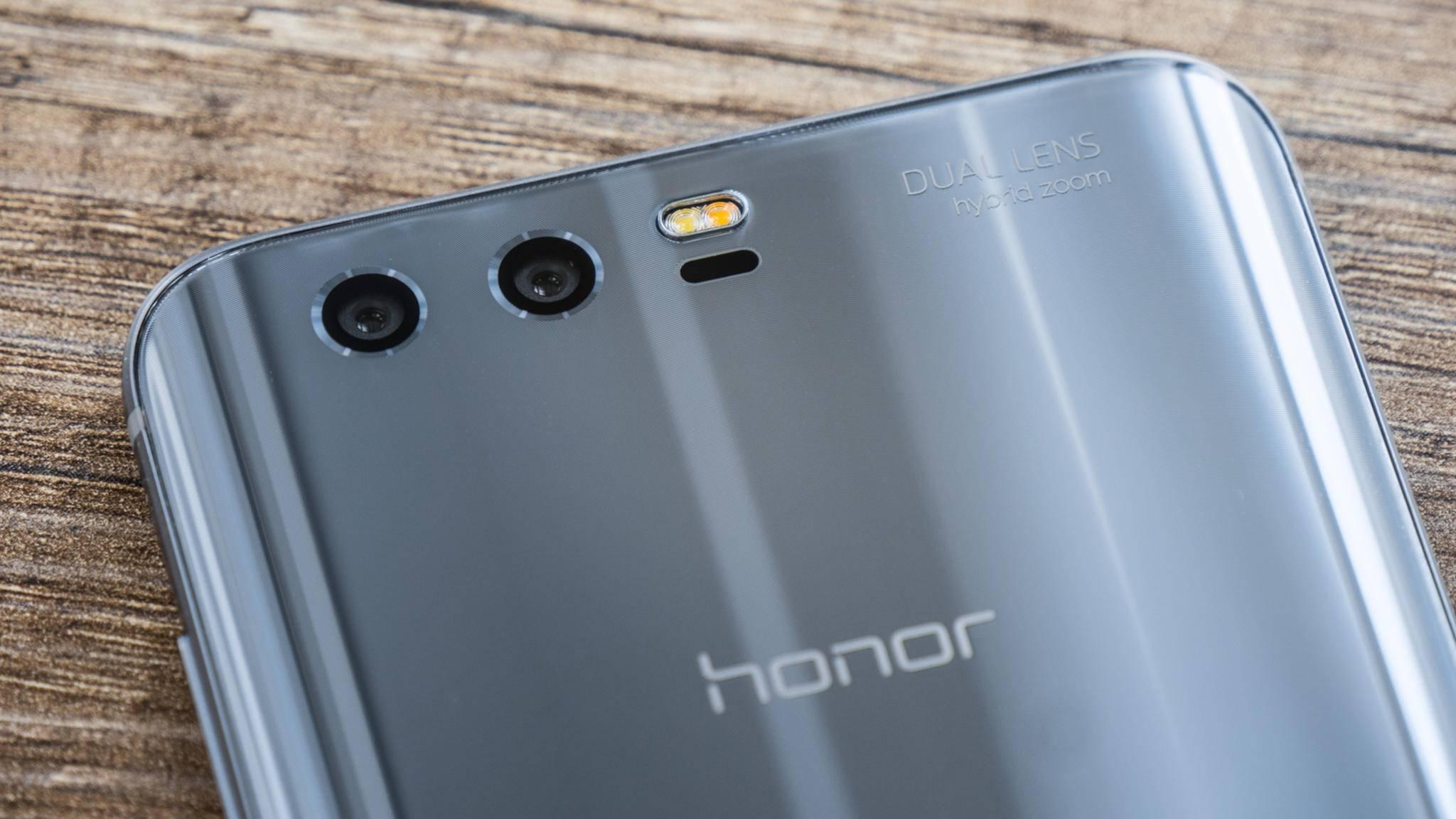 Das Honor 9 könnte einen ersten Ableger bekommen.