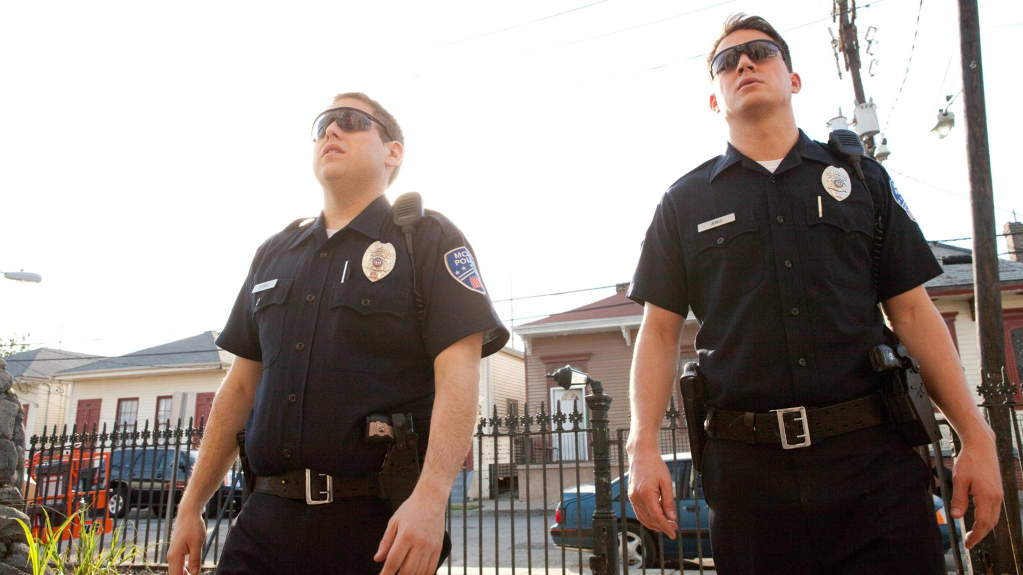 """""""21 Jump Street"""" darf auf der Liste der irrwitzigsten Filme mit Cops natürlich nicht fehlen."""
