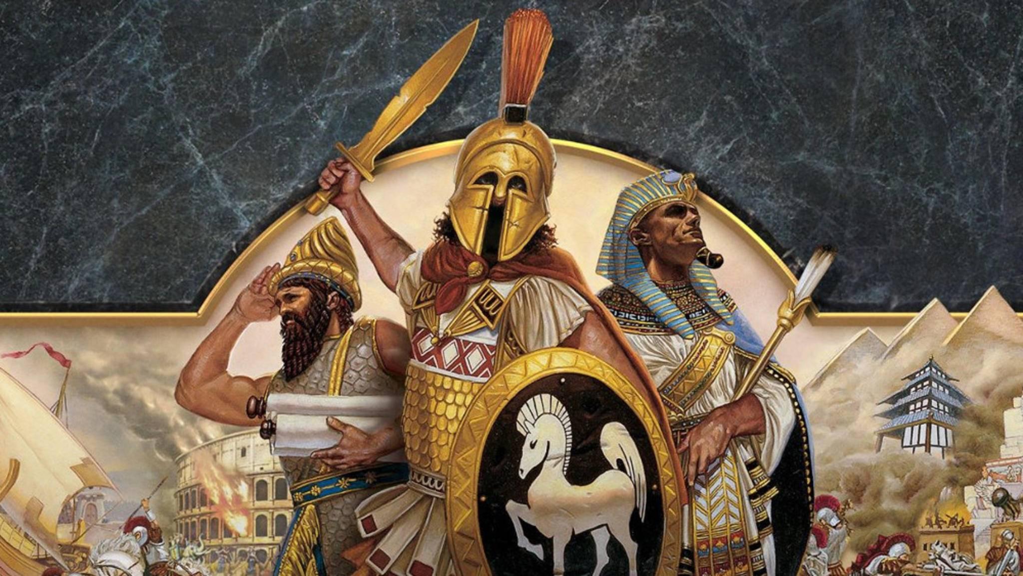 """Fans des ersten """"Age of Empires"""" müssen ein paar Monate länger auf die polierte Neuauflage warten."""