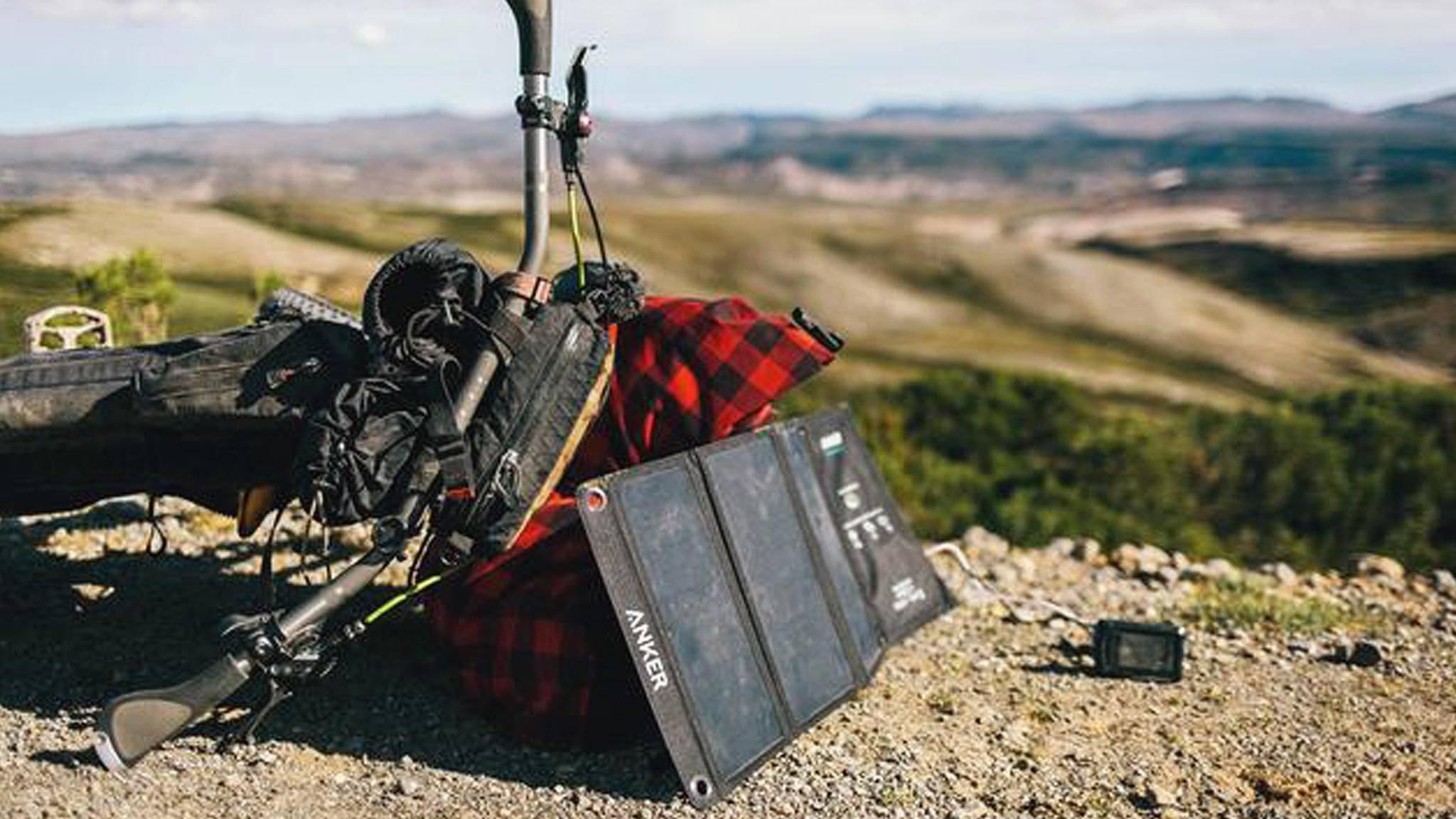 Mit Solar-Gadgets geht Dir theoretisch nie der Strom aus.