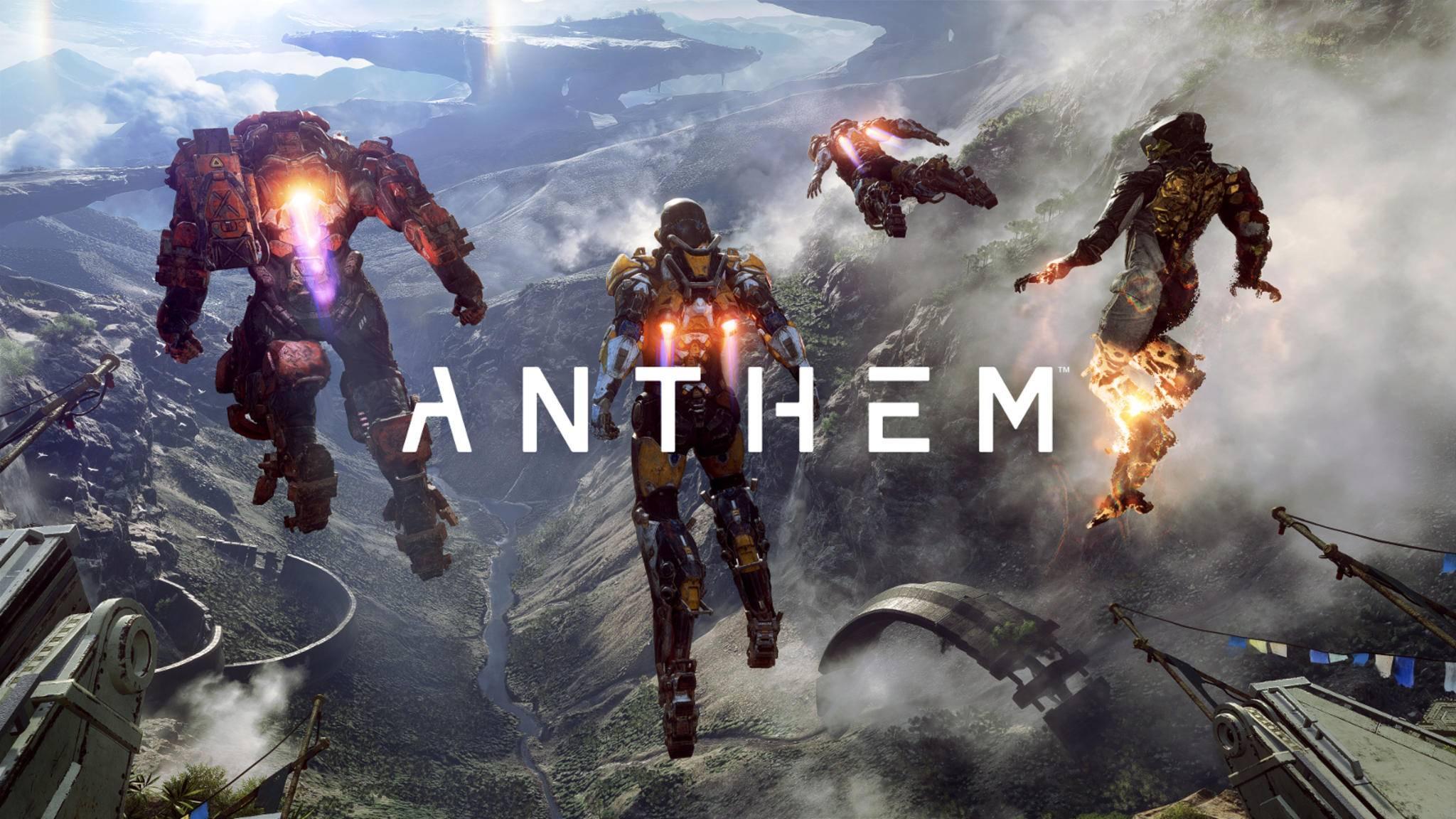 """Im Netz herrscht Aufregung um den PS4-Trailer zu """"Anthem""""."""