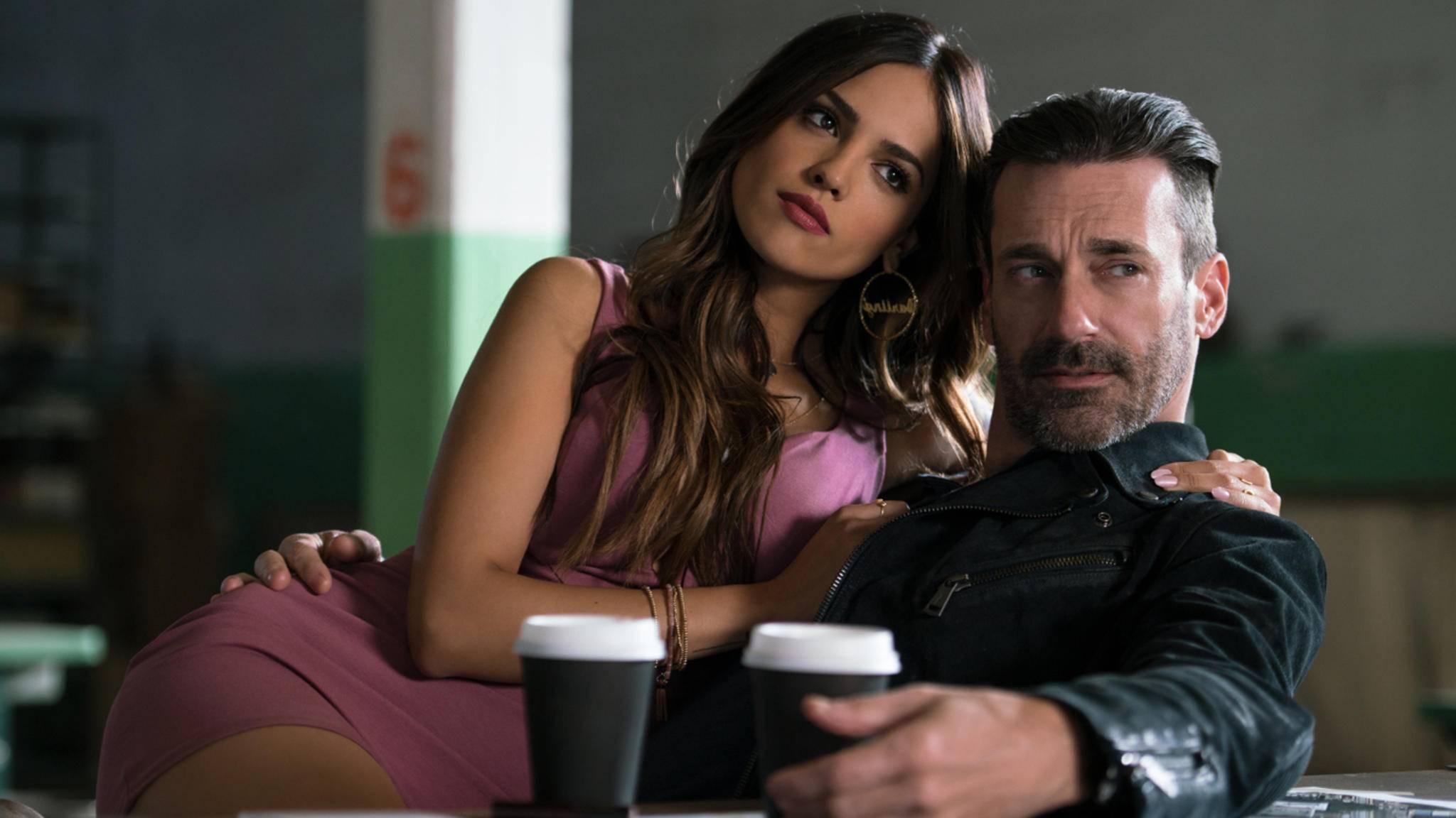 """Tritt """"Baby Driver""""-Aktrice Eiza González in die Catwoman-Fußstapfen von Michelle Pfeiffer und Halle Berry?"""