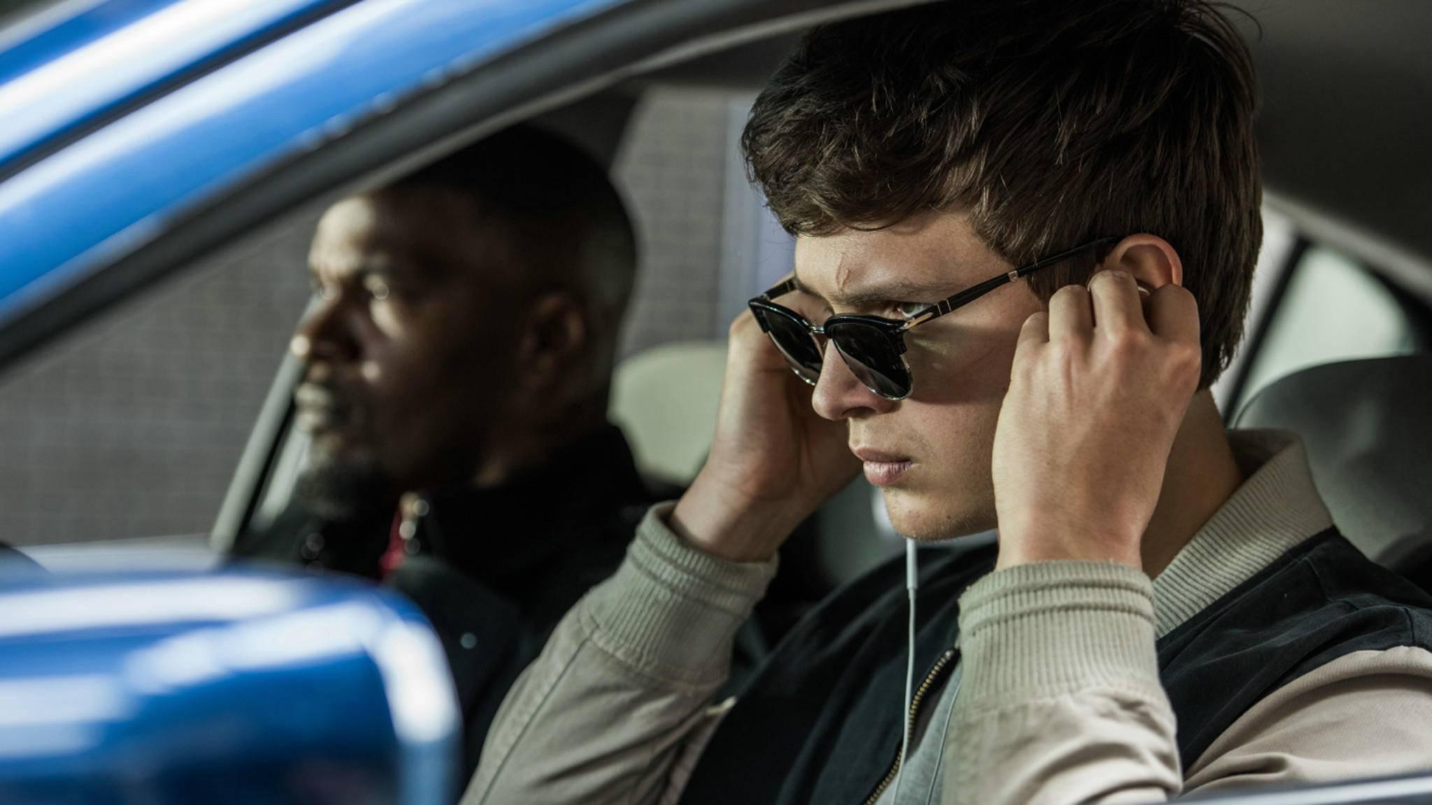"""Klar, Ansel Elgort ist als Hauptdarsteller von """"Baby Driver"""" echt wichtig. Fast noch wichtiger ist aber der Soundtrack des coolen Gangster-Thrillers."""
