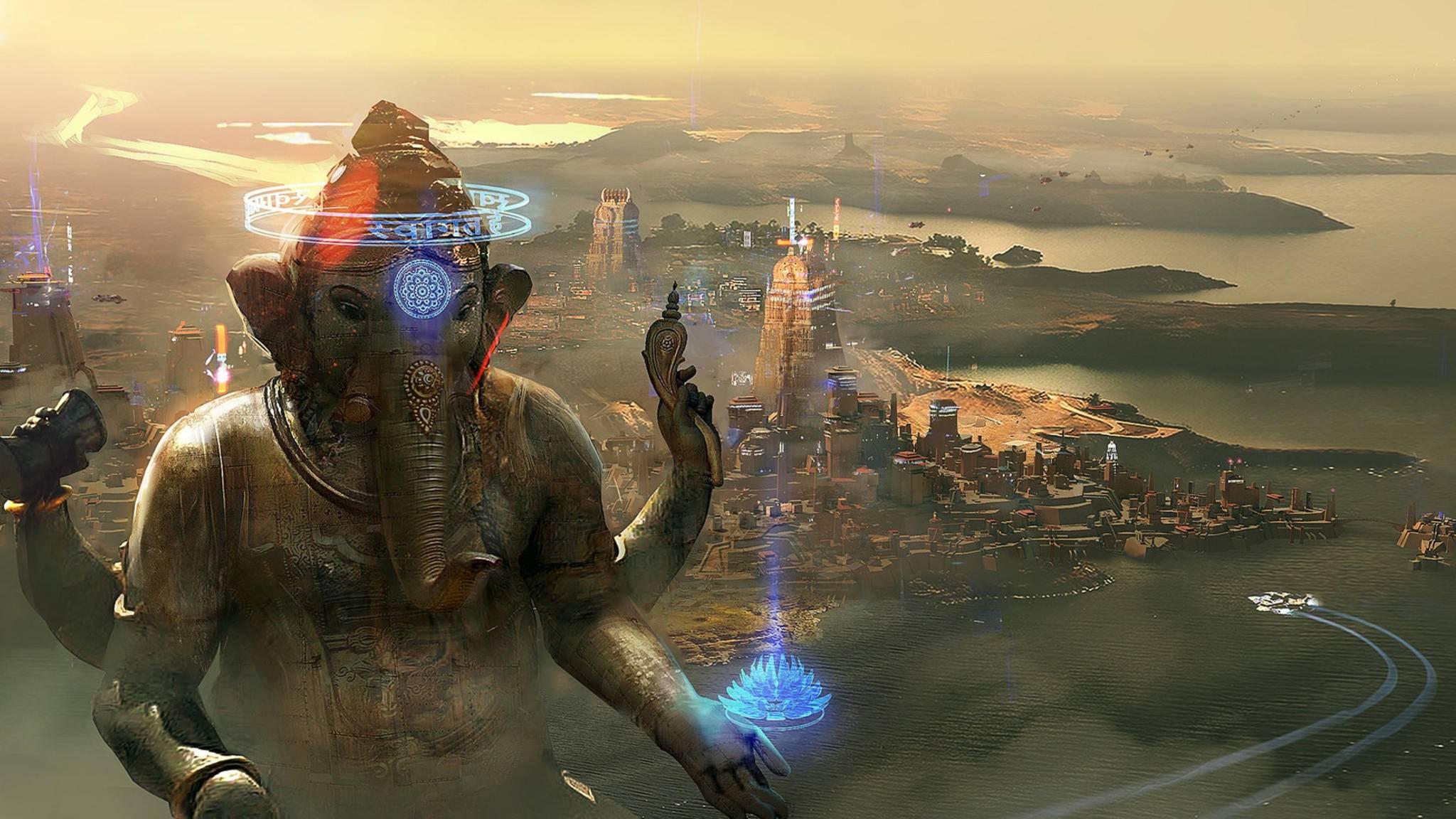 """Die Welt von """"Beyond Good & Evil 2"""" soll prozedural generiert werden."""