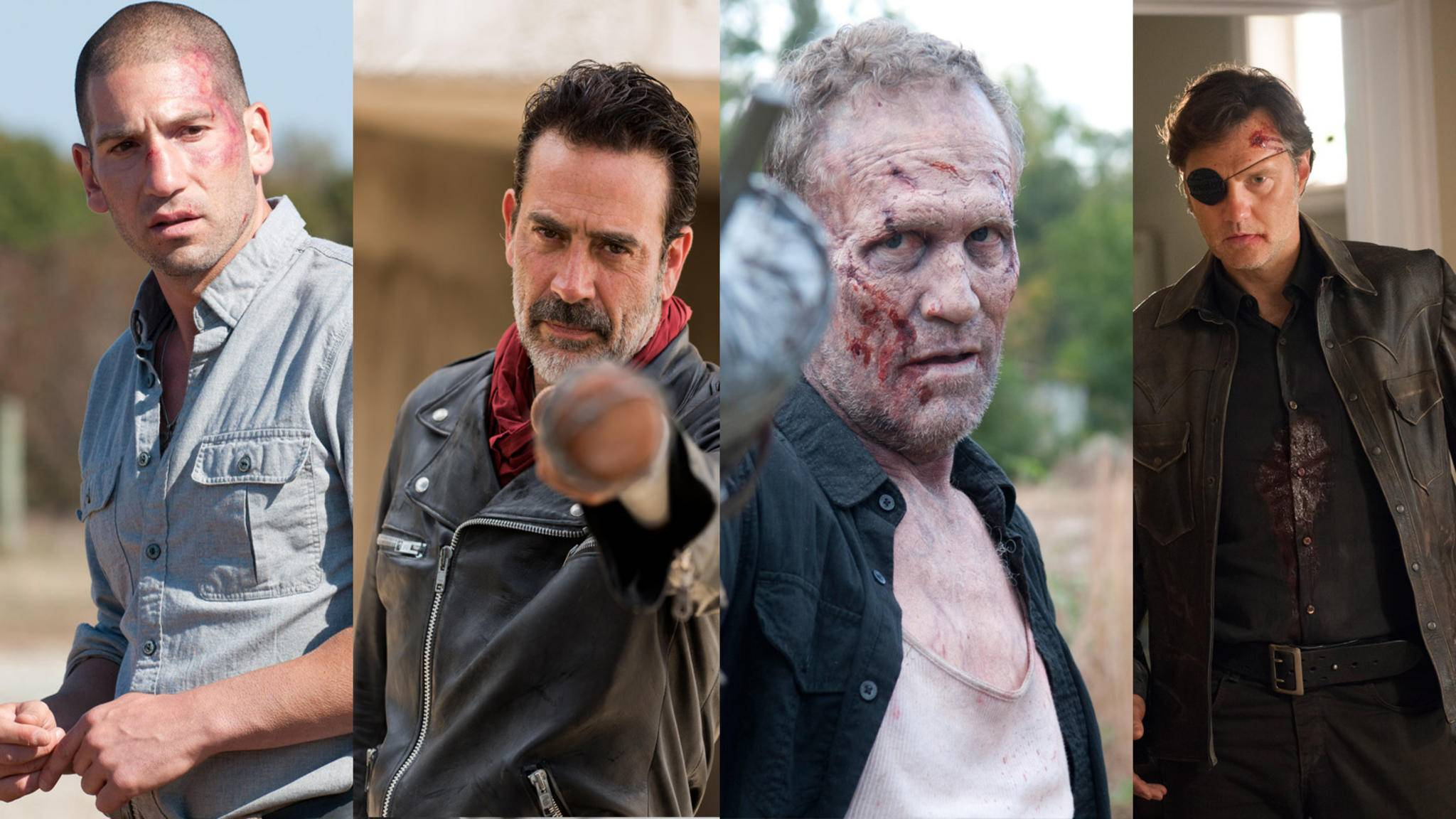 """Wer ist der größte Bösewicht von """"The Walking Dead""""? Die Fans haben entschieden."""