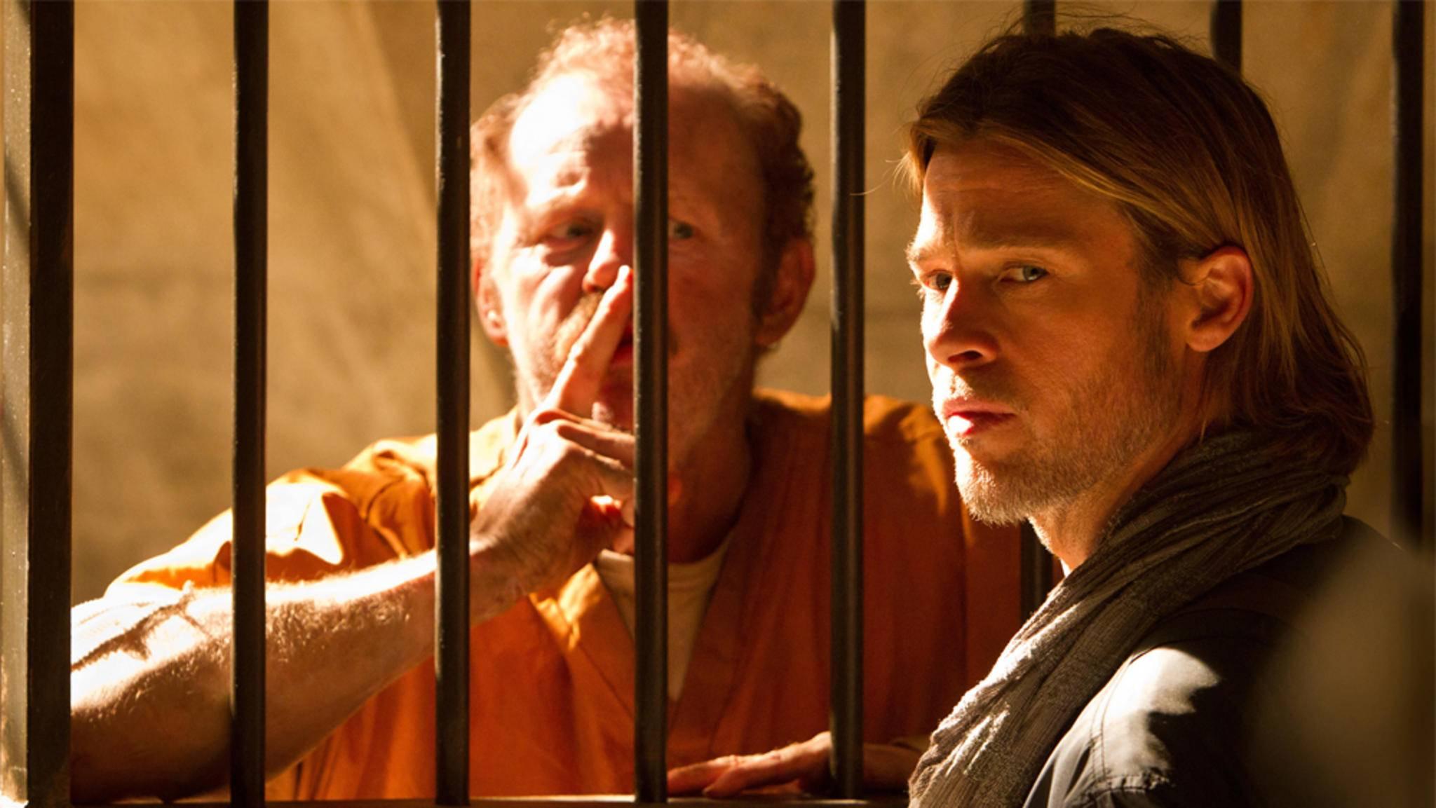 """Unter der Regie von David Fincher wird Brad Pitt in """"World War Z 2"""" erneut als Gerry Lane zu sehen sein."""