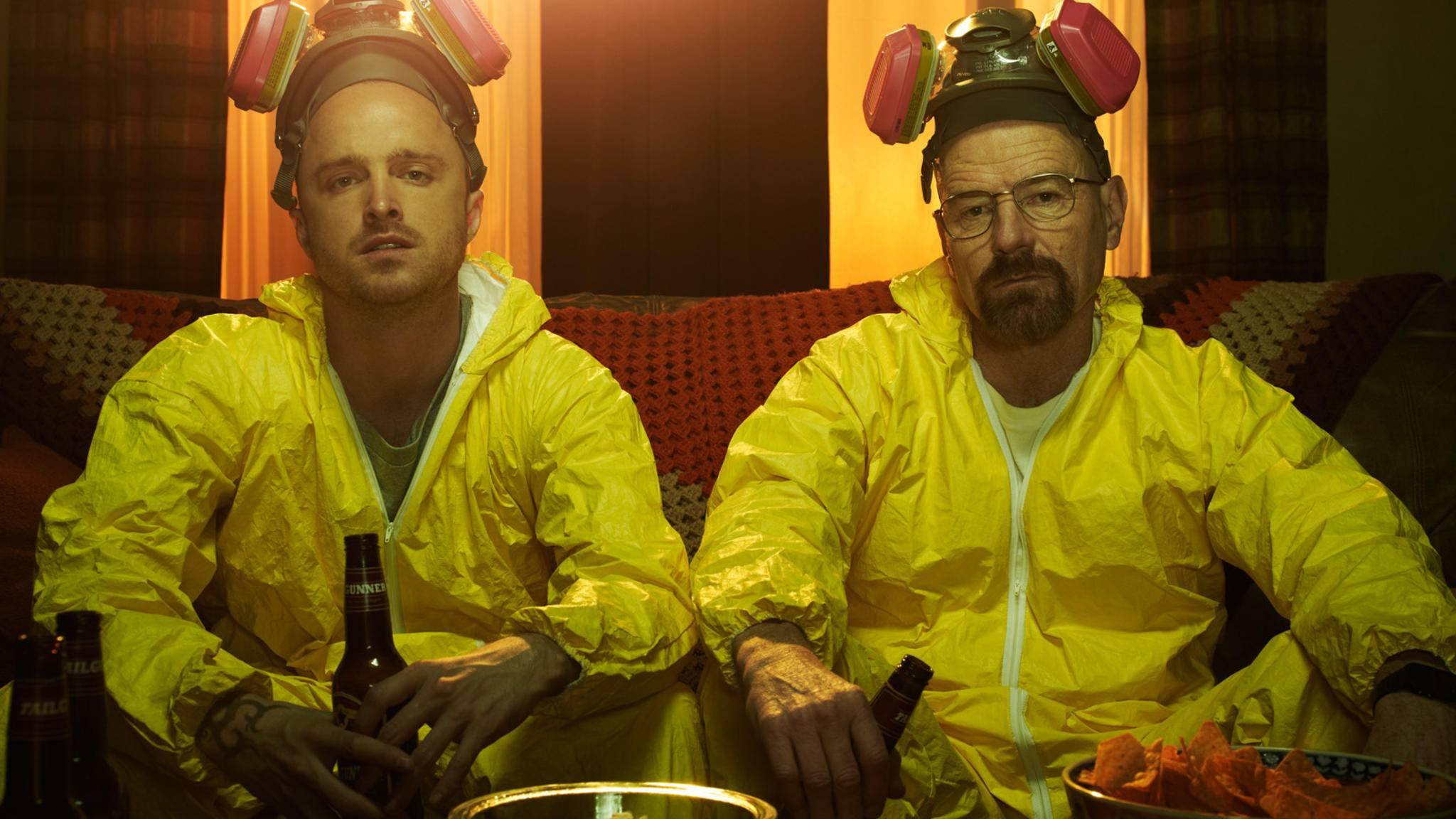 """Wird es ein Wiedersehen mit Jesse und Walter im """"Breaking Bad""""-Film geben?"""
