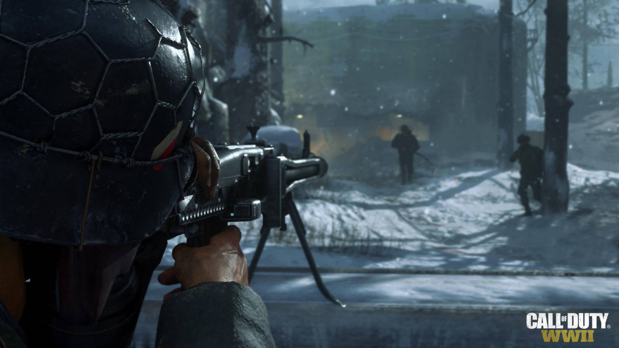 """""""Call of Duty: WW2"""" wird offenbar wieder zahlreiche Waffenverzierungen bieten."""
