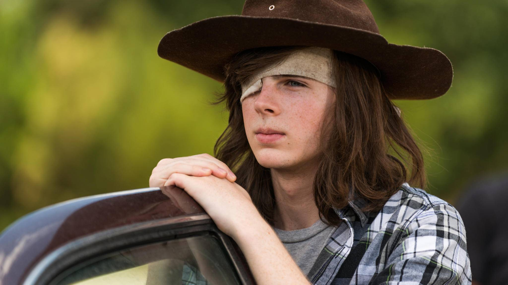 Sehen wir Carl eines Tages mit grauem Bart im Schaukelstuhl sitzen?