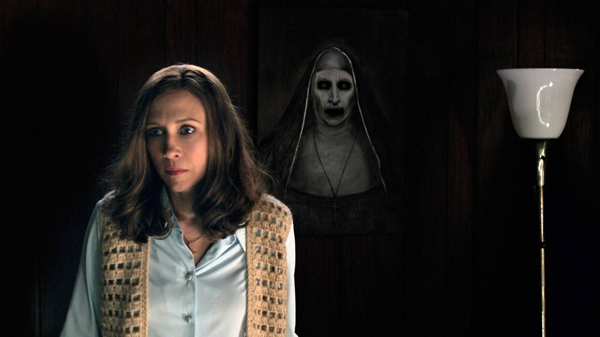 """Ob Vera Farmiga auch in """"The Conjuring 3"""" mitspielt, ist bisher noch unklar."""