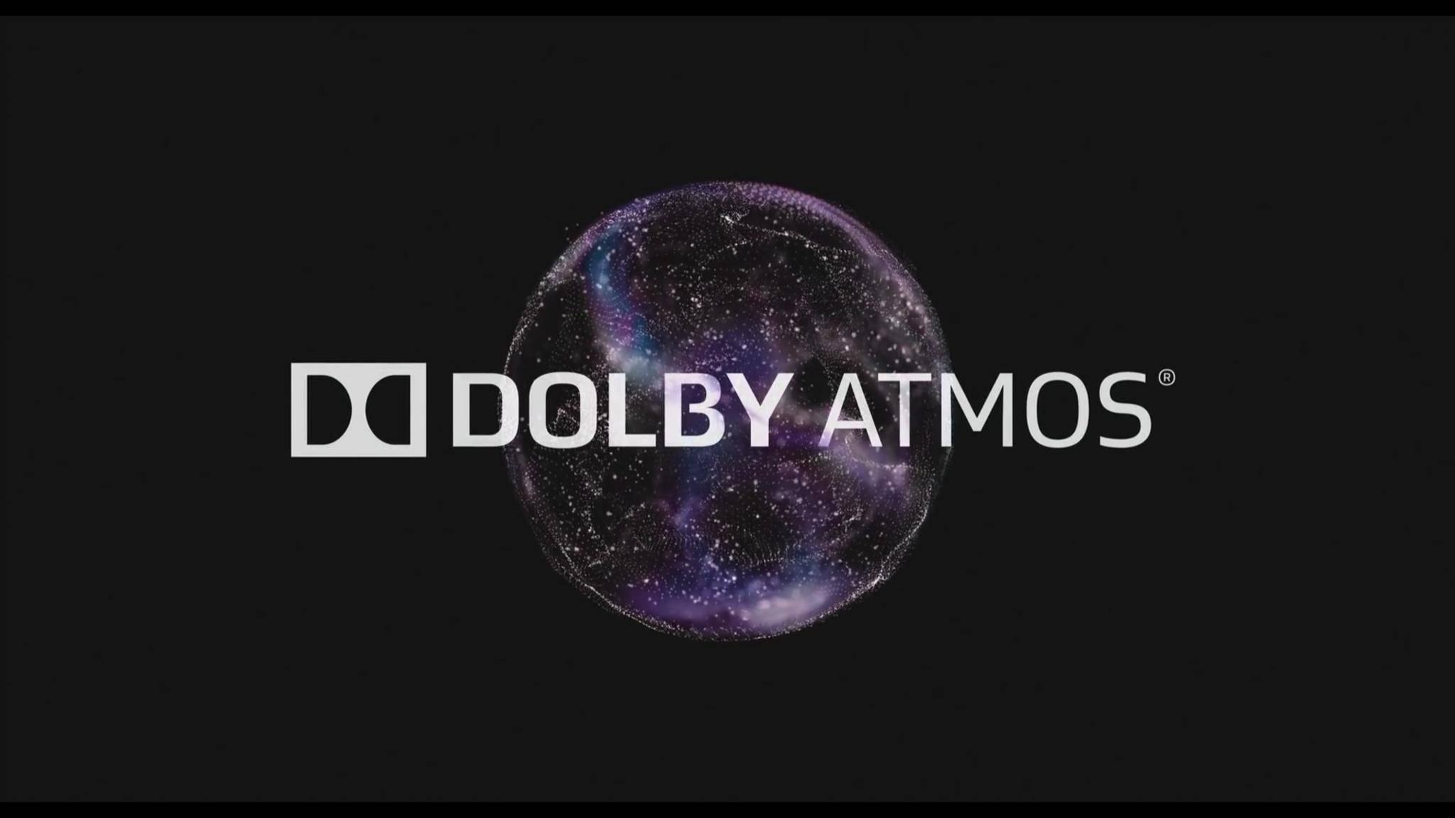 Dolby Atmos lässt auch von oben Geräusche erschallen.