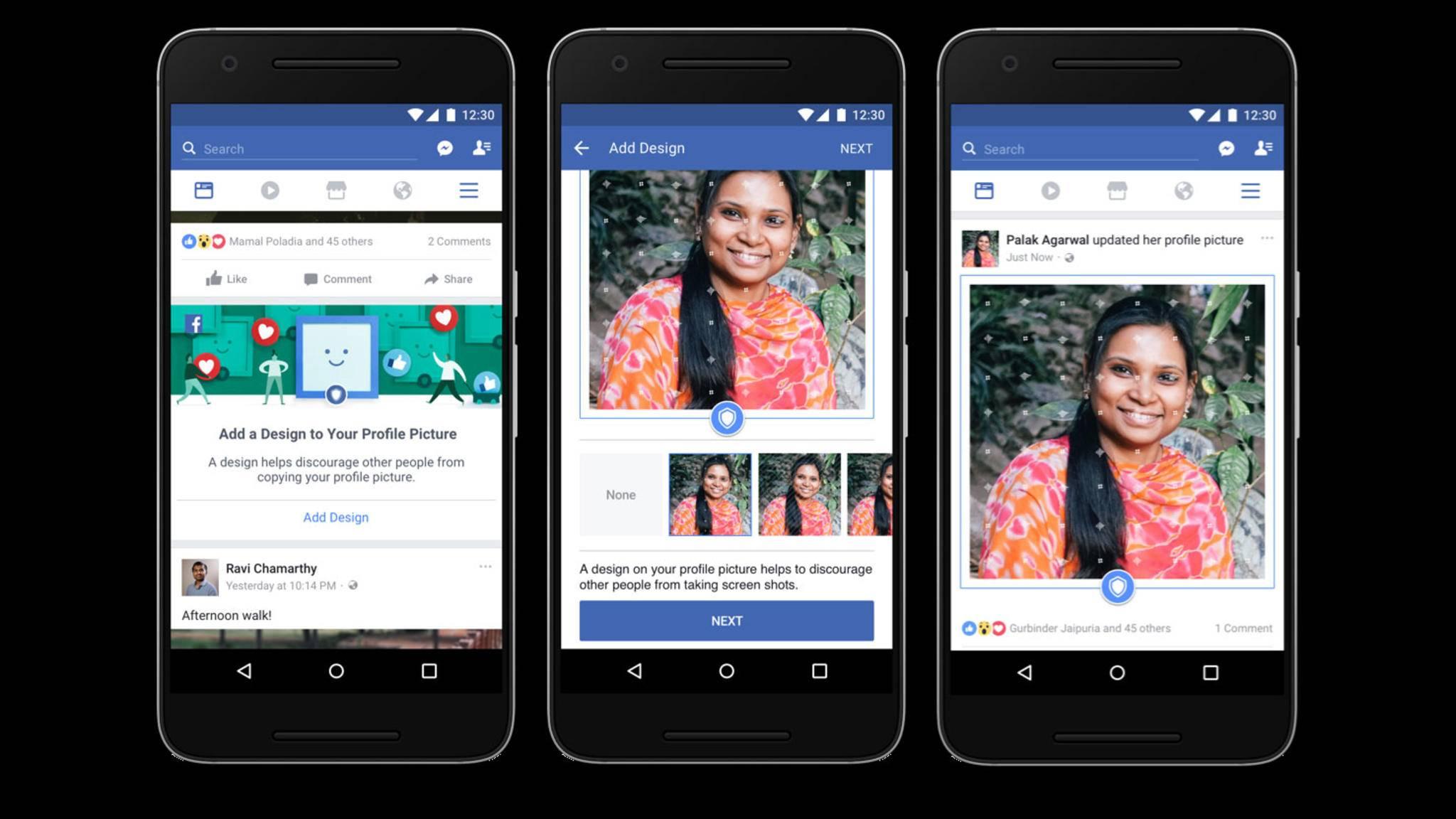 Die neue Schutzmaßnahme soll verhindern, dass Profilbilder einfach so kopiert werden können.
