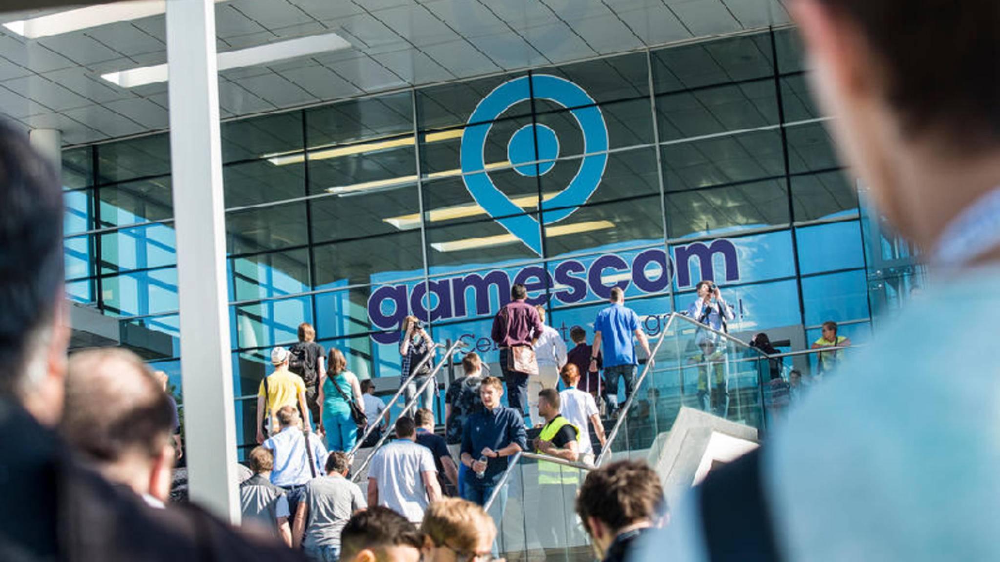 Wen interessiert schon die E3? Bei der Gamescom muss man dabei sein!